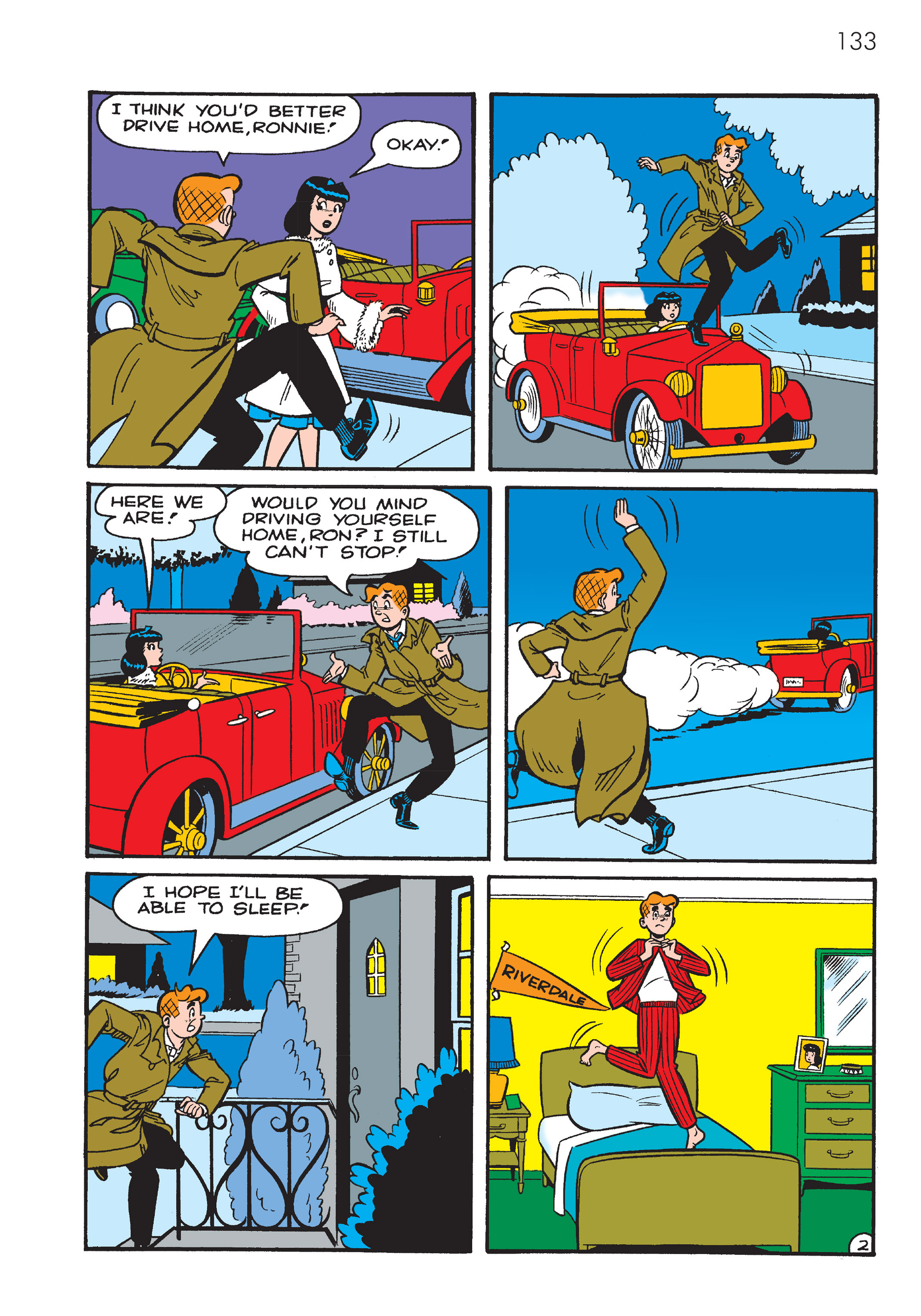 Read online The Best of Archie Comics comic -  Issue # TPB 4 (Part 1) - 134