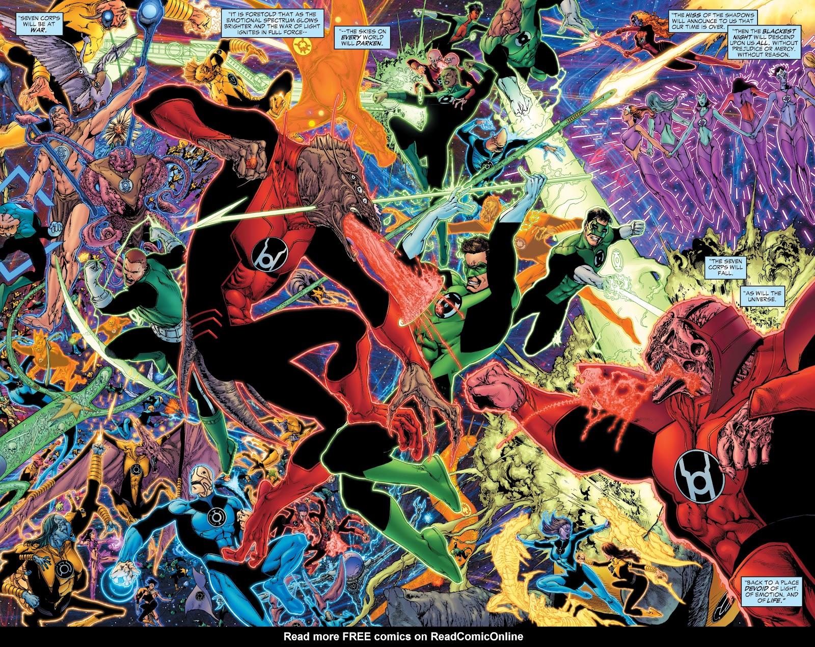Green Lantern: The Sinestro Corps War Full #1 - English 251
