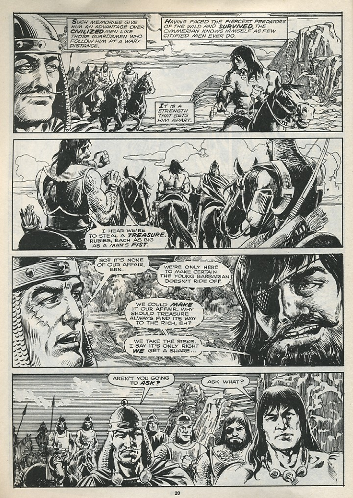 The Savage Sword Of Conan Issue #174 #175 - English 22