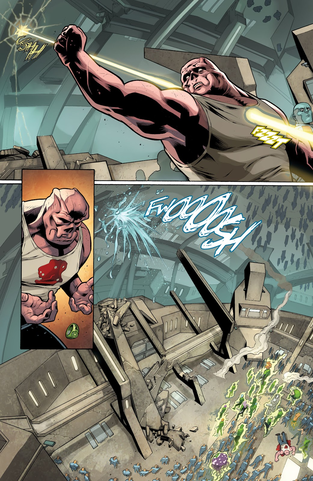 Injustice: Gods Among Us Year Four _Annual 1 #1 - English 32