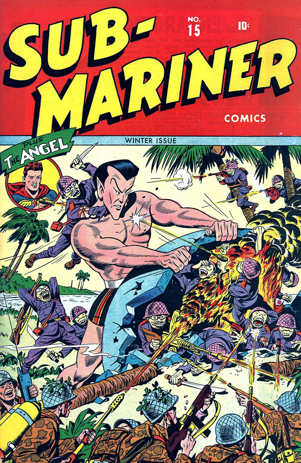 Sub-Mariner Comics Issue #15 #15 - English 1