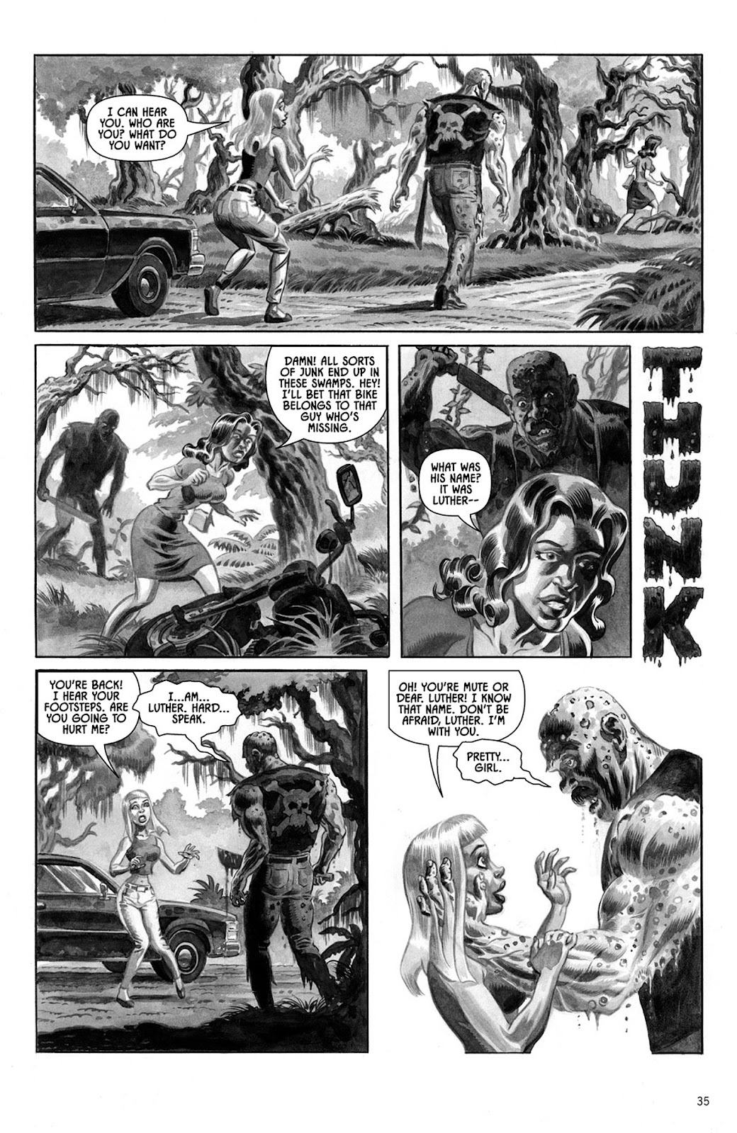Creepy (2009) Issue #4 #4 - English 37