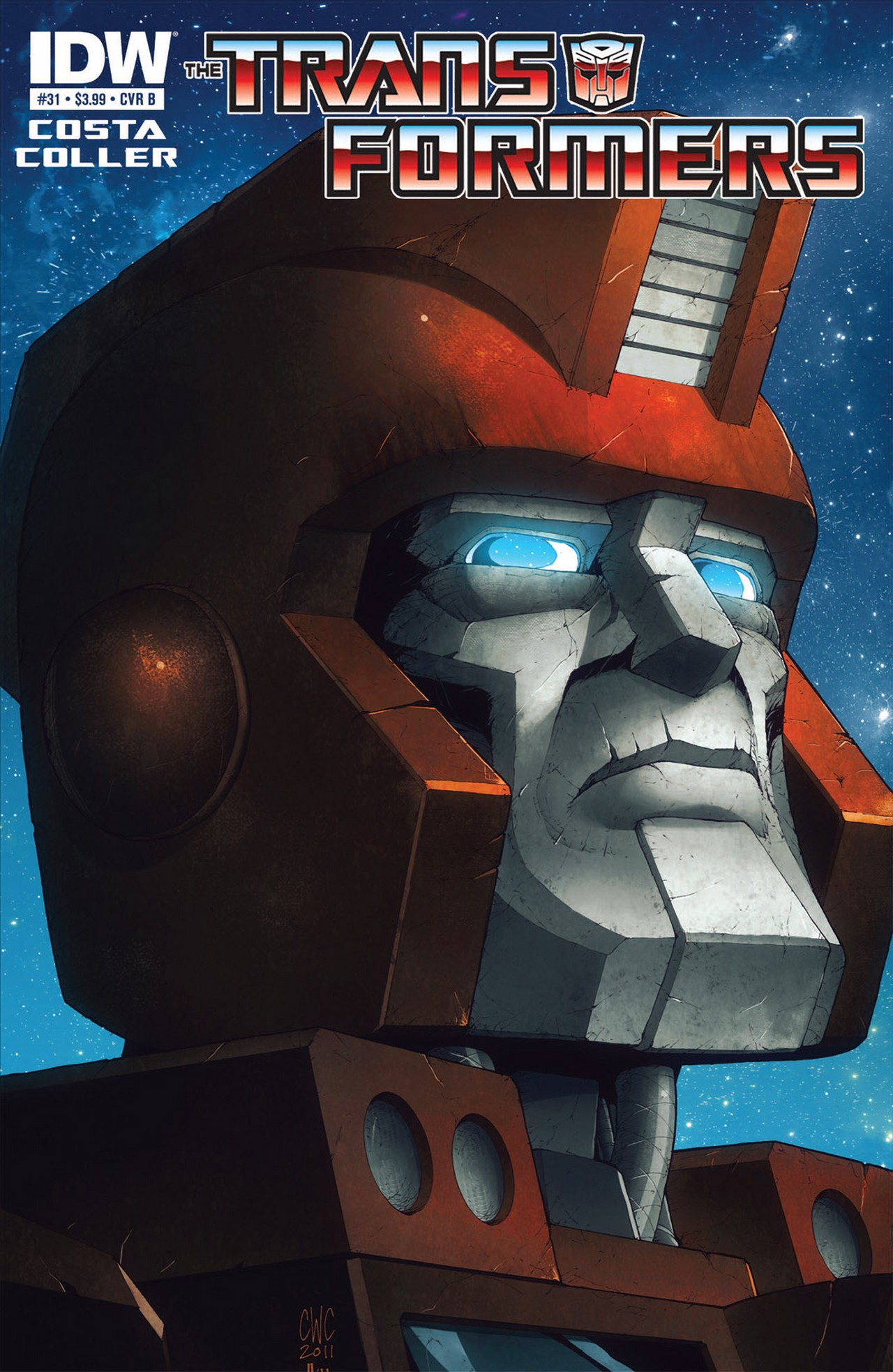 The Transformers (2009) chap 31 pic 2