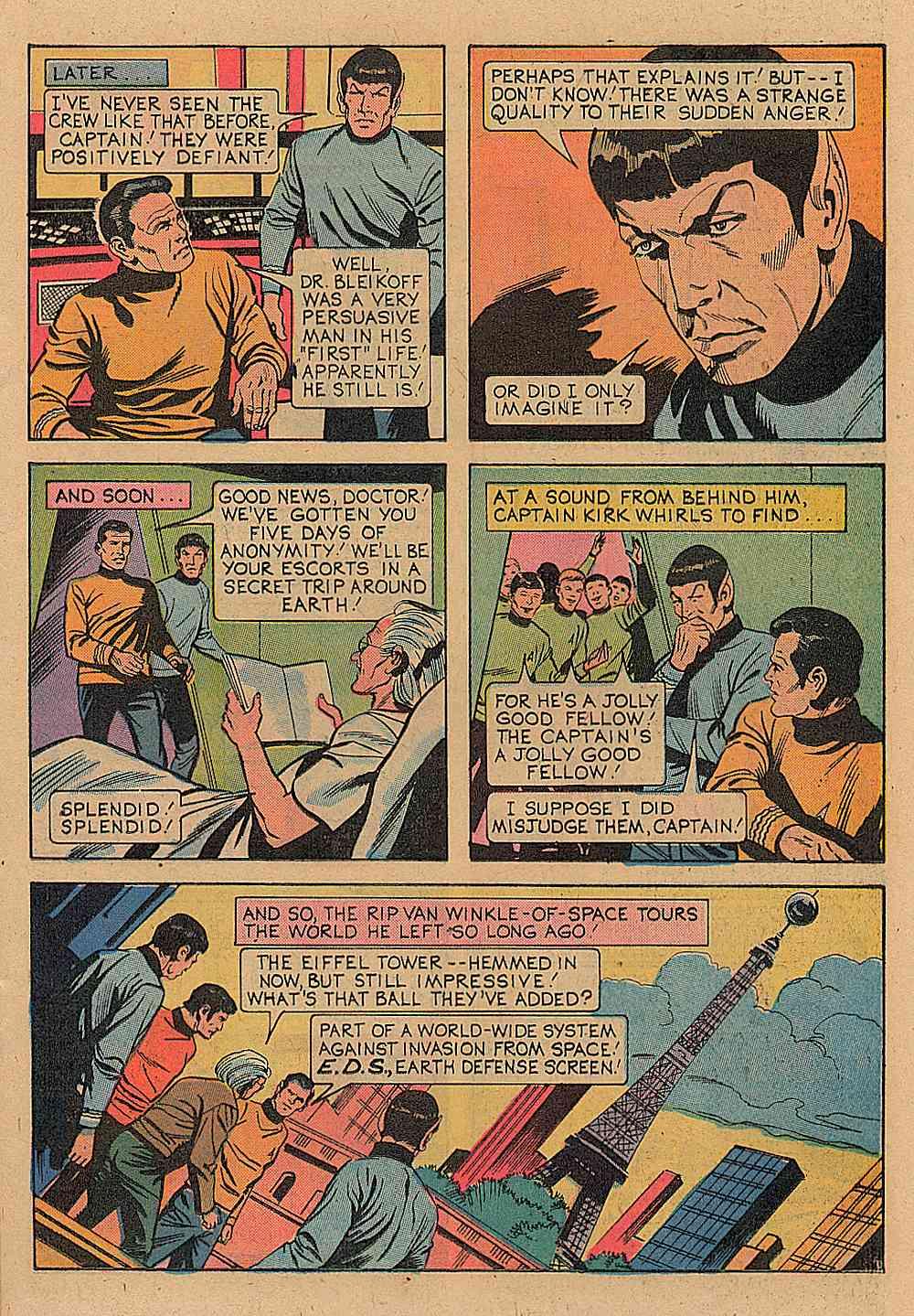 Star Trek (1967) Issue #39 #39 - English 9
