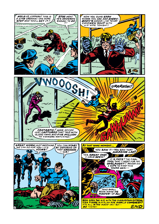 Amazing Adventures (1970) 17 Page 12