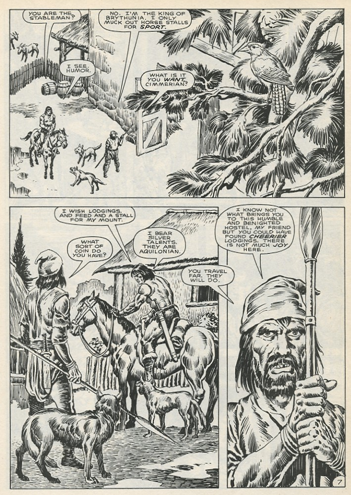 The Savage Sword Of Conan Issue #141 #142 - English 13