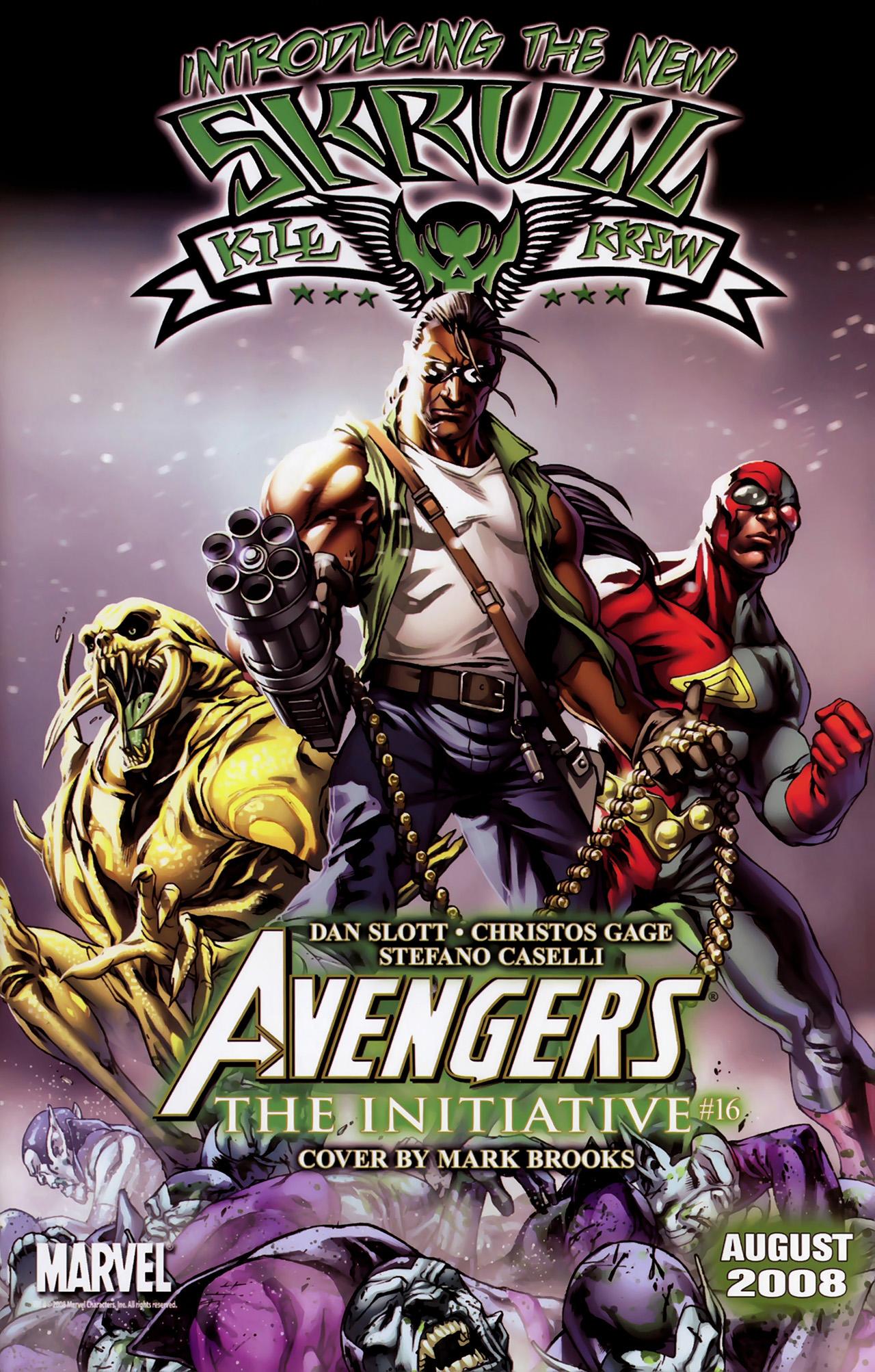 Read online Skrulls! comic -  Issue # Full - 62