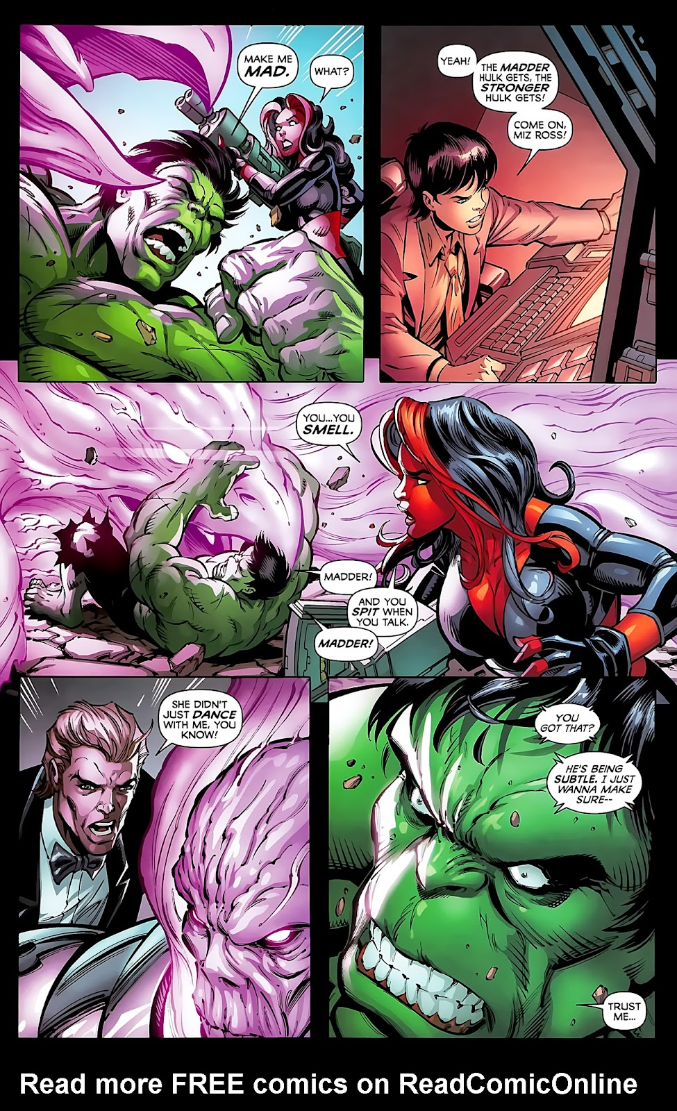 Incredible Hulks (2010) Issue #628 #18 - English 16