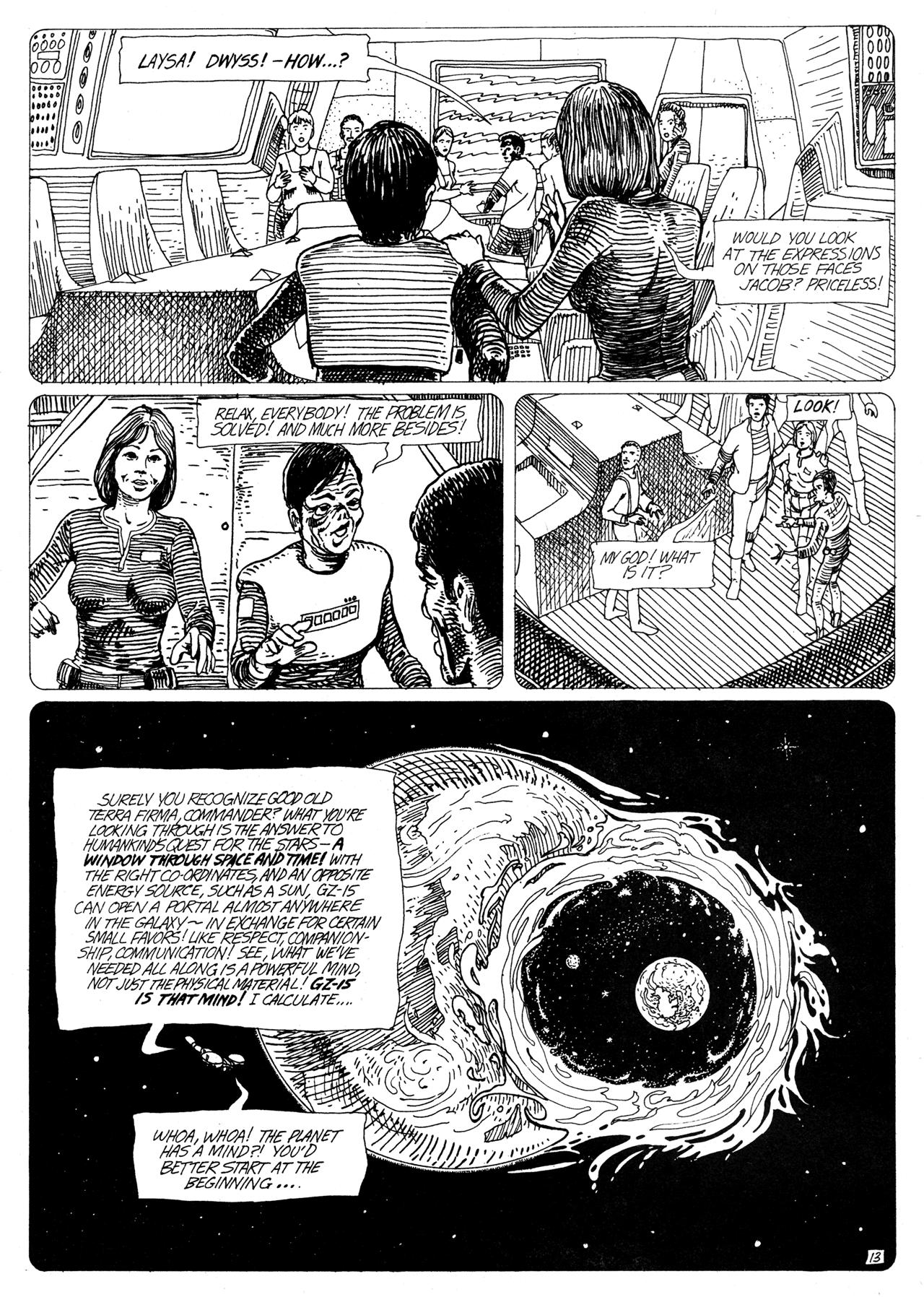 Read online Star*Reach comic -  Issue #17 - 33
