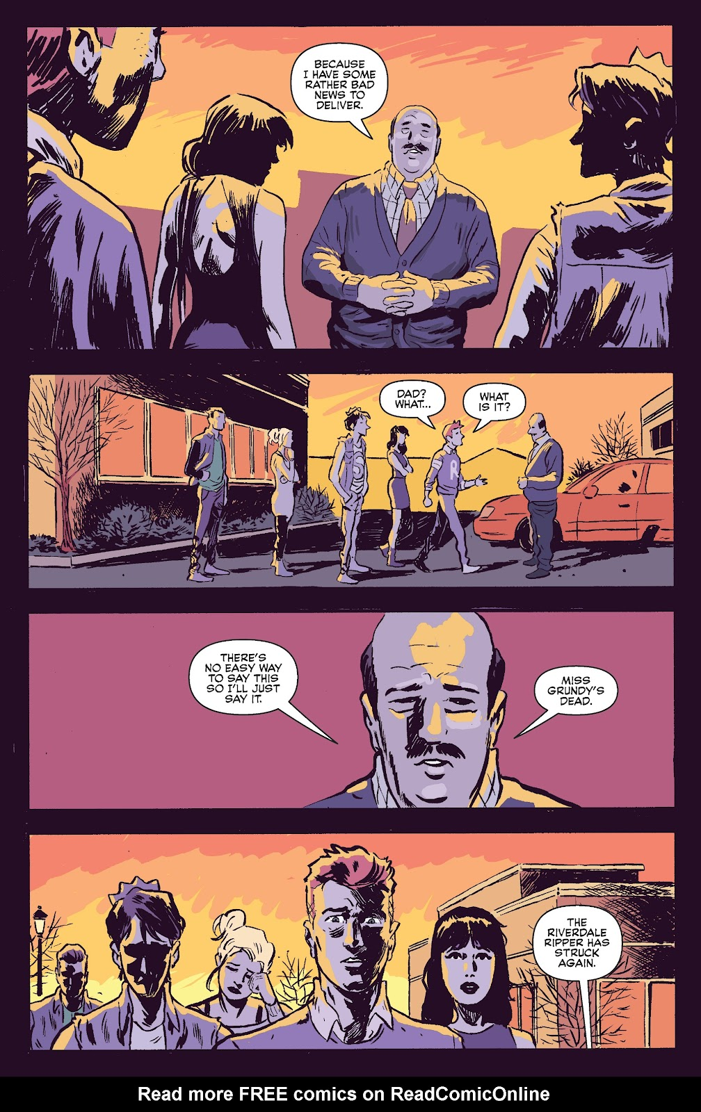 Jughead The Hunger Issue #0 #1 - English 12