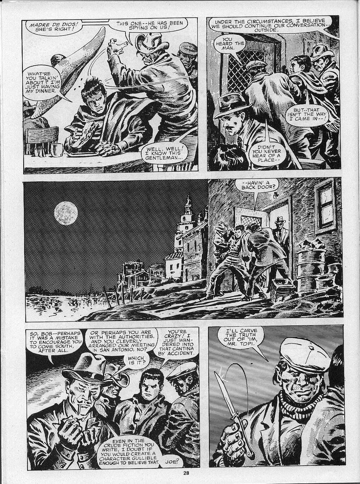 The Savage Sword Of Conan Issue #200 #201 - English 30