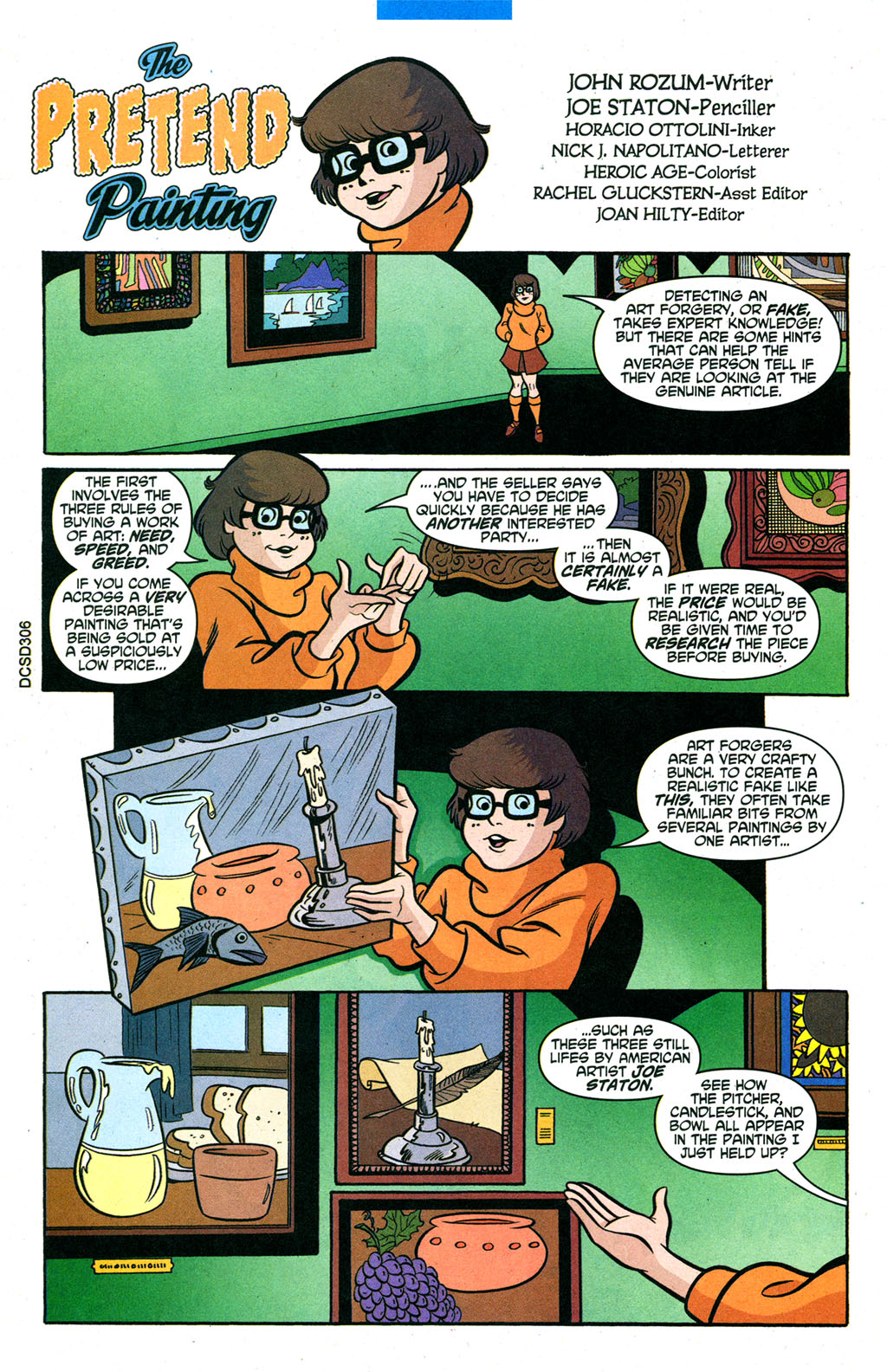 Read online Scooby-Doo (1997) comic -  Issue #95 - 14