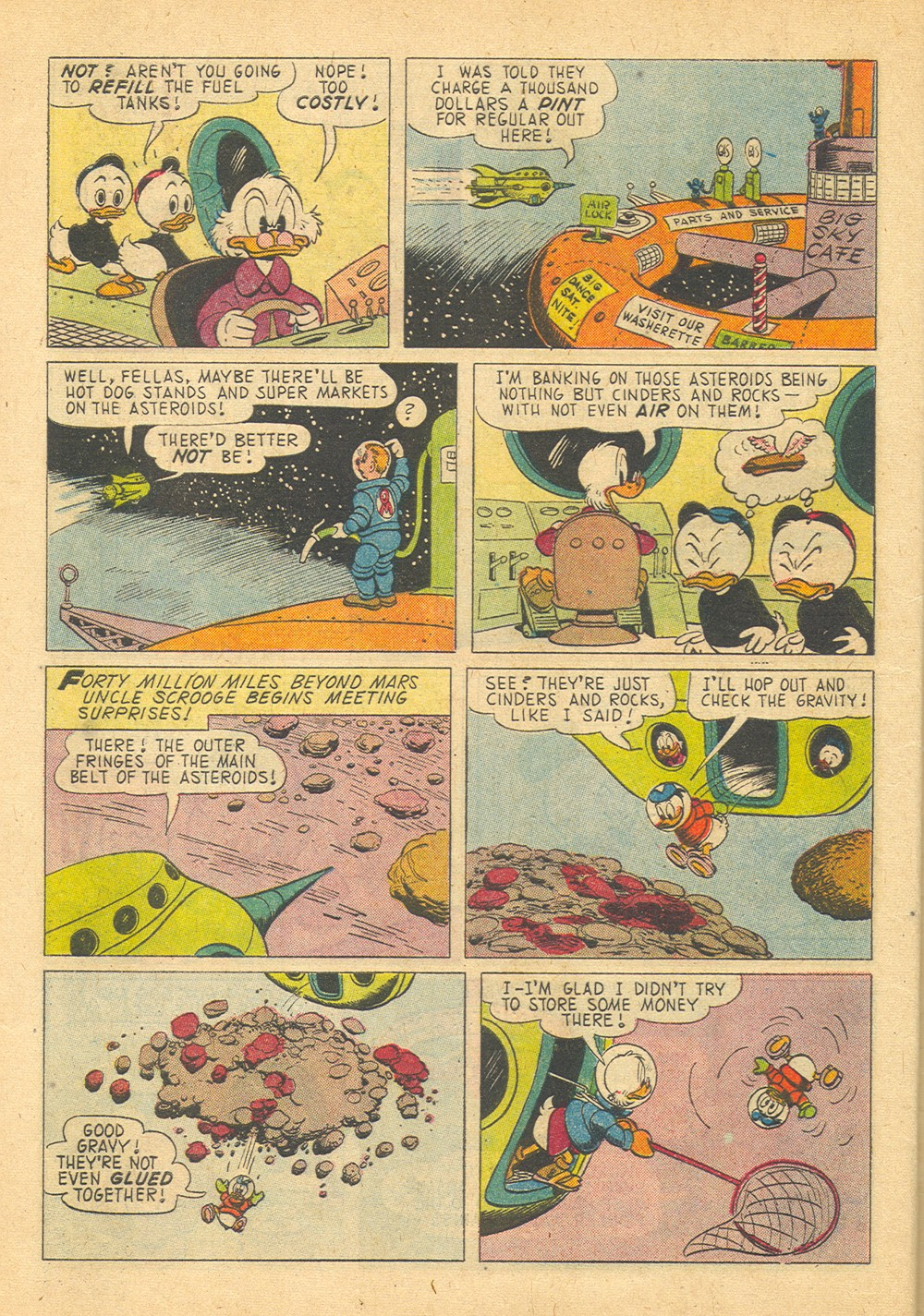 Uncle Scrooge (1953) Issue #29 #29 - English 8
