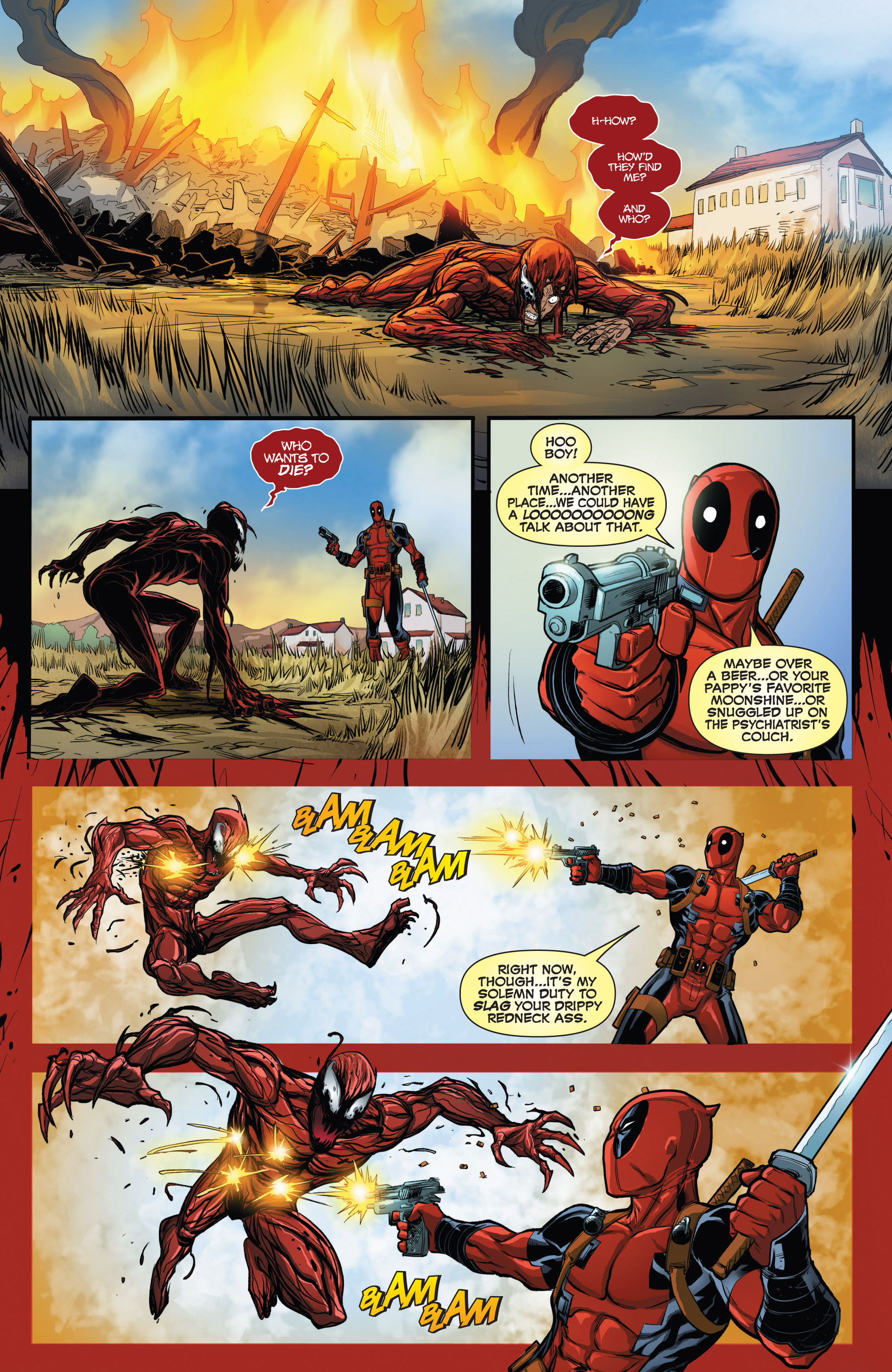 Read online Deadpool vs. Carnage comic -  Issue #1 - 18