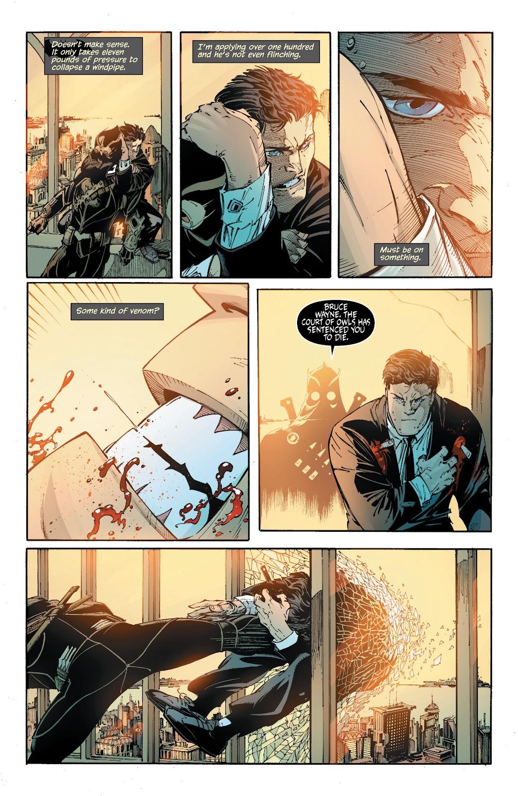 Batman (2011) Issue #2 #17 - English 19