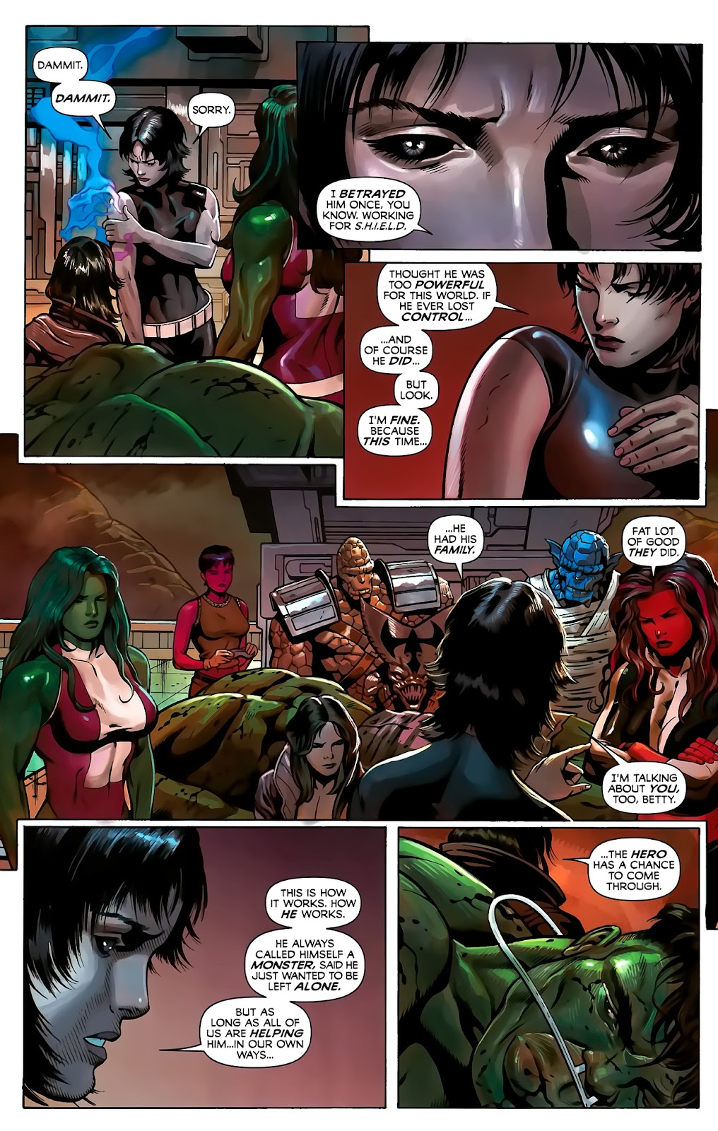 Incredible Hulks (2010) Issue #623 #13 - English 7