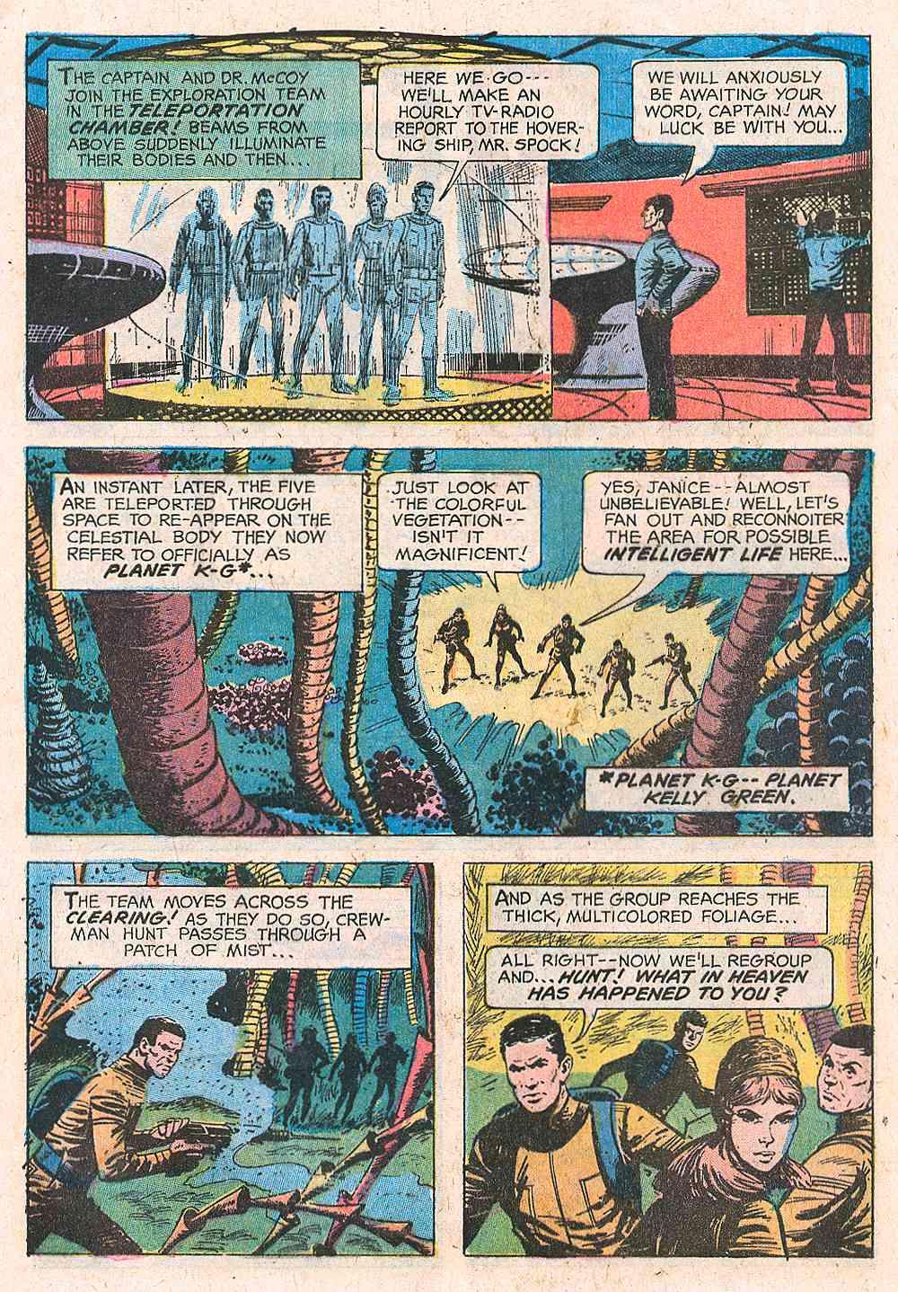 Star Trek (1967) Issue #29 #29 - English 7