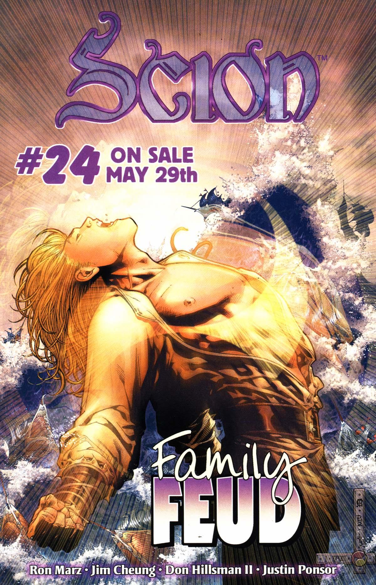 Read online Scion comic -  Issue #23 - 30