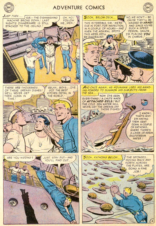 Read online Adventure Comics (1938) comic -  Issue #232 - 20