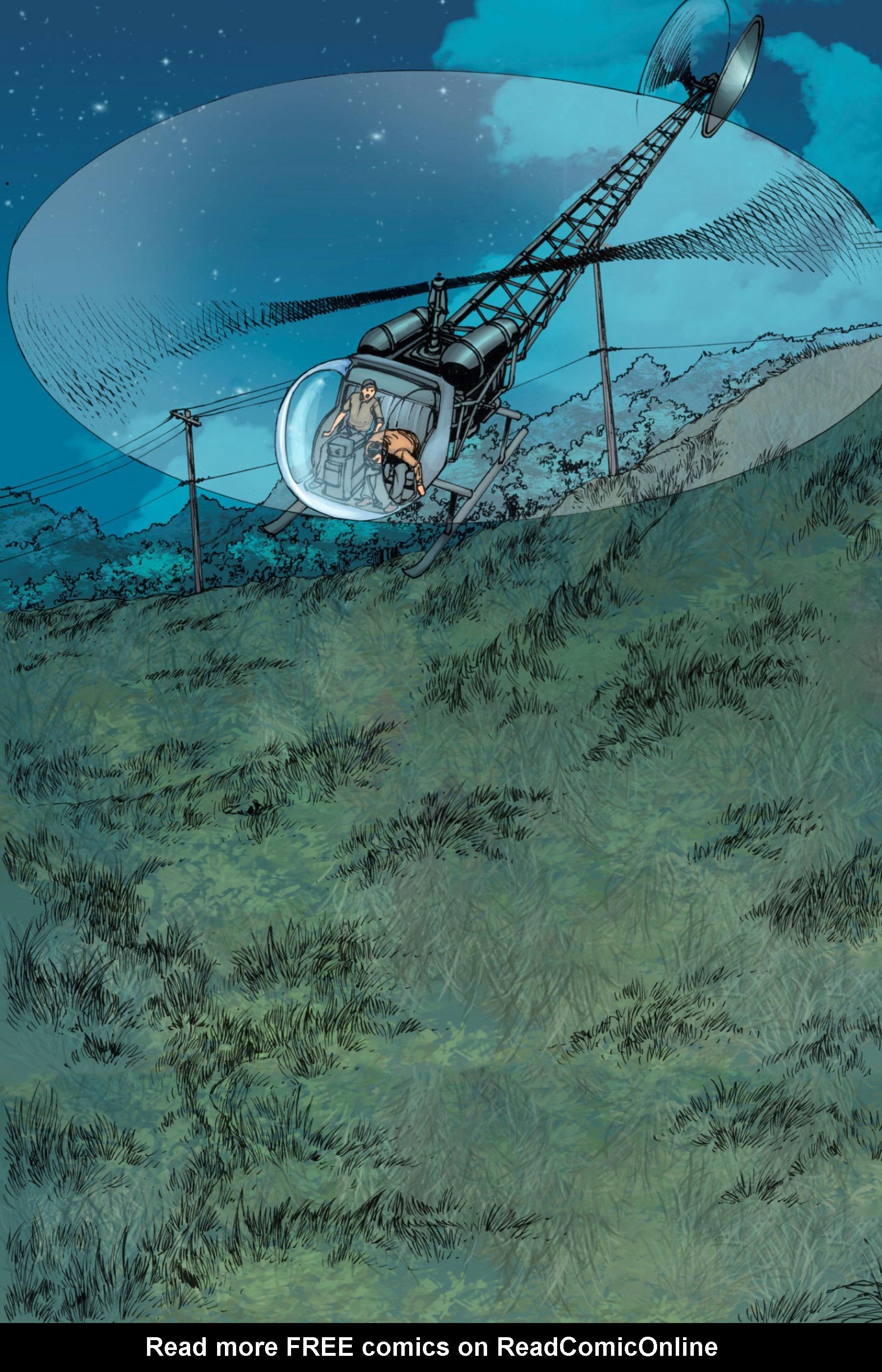 Read online Z-Men comic -  Issue #3 - 55