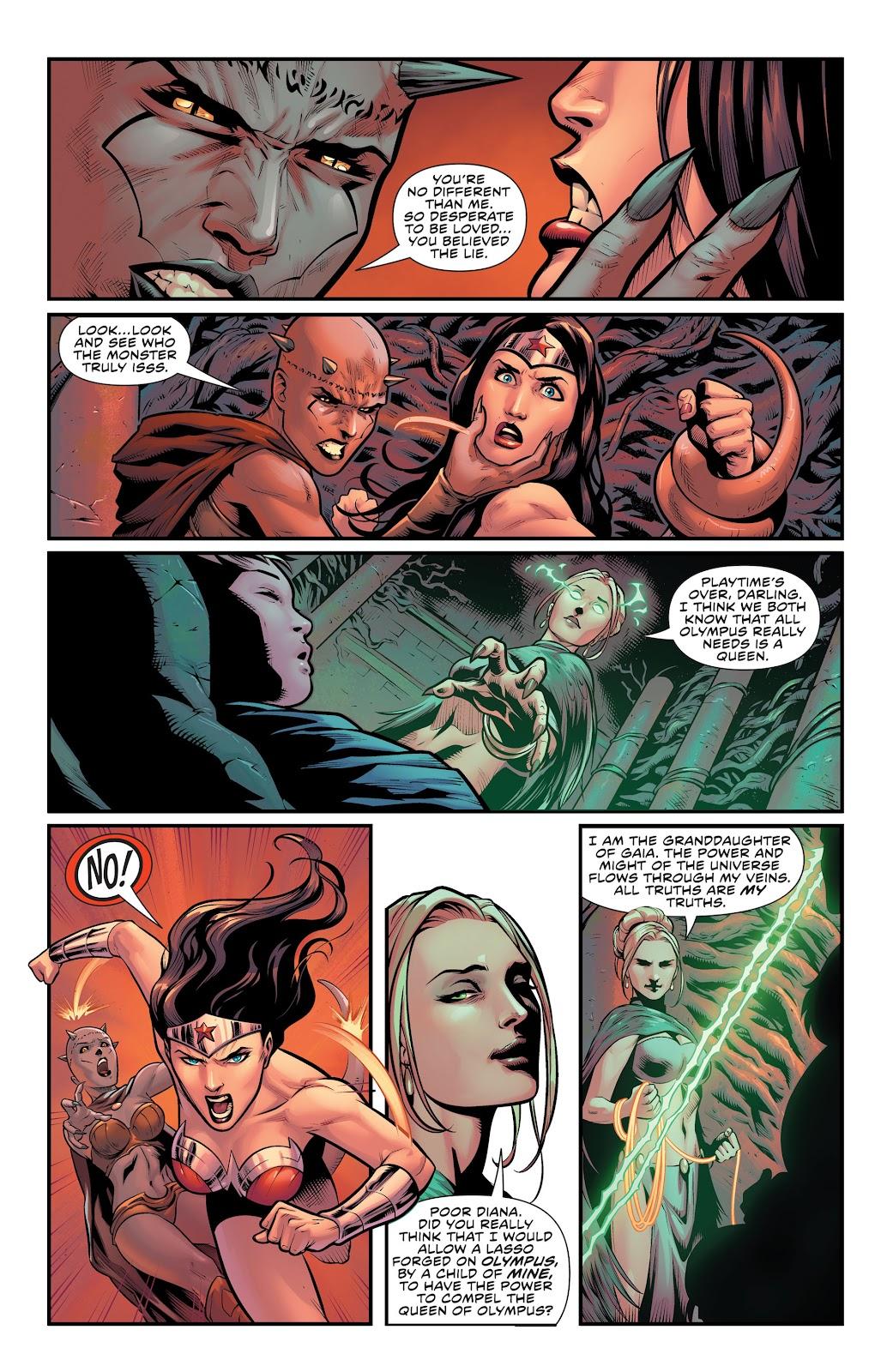Wonder Woman (2011) Issue #52 #56 - English 16