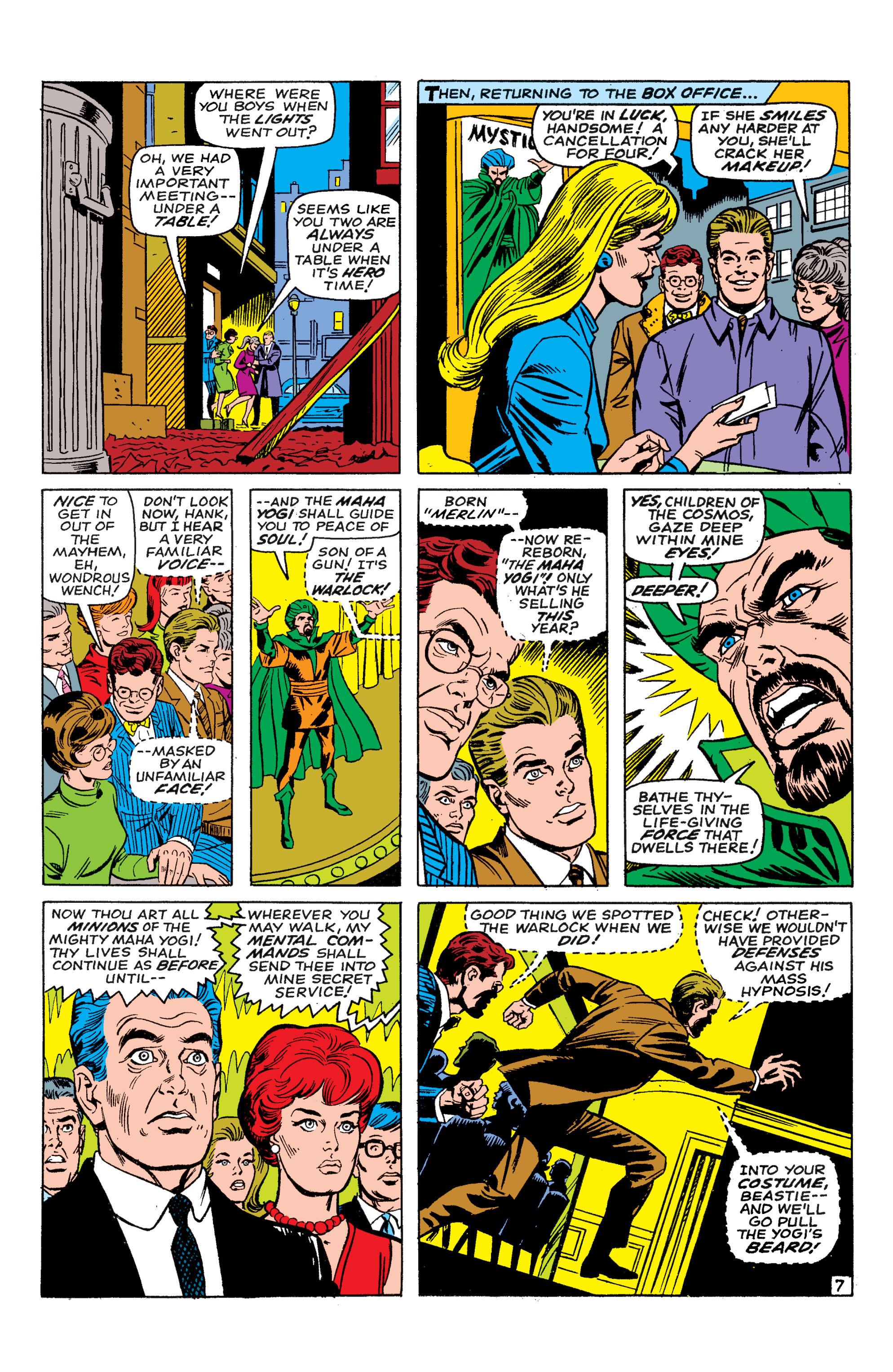 Uncanny X-Men (1963) 47 Page 7