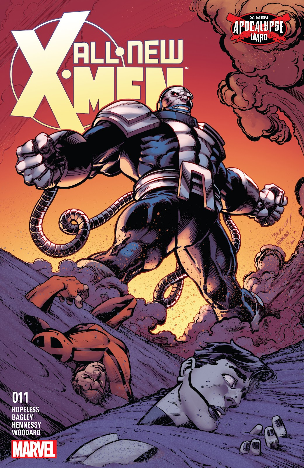 All-New X-Men (2016) Issue #11 #13 - English 1