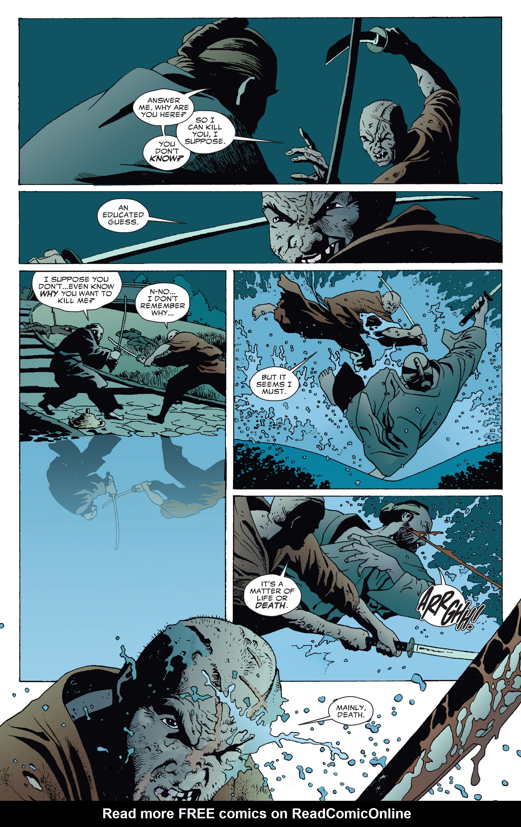 5 Ronin (2011) 5 Page 13