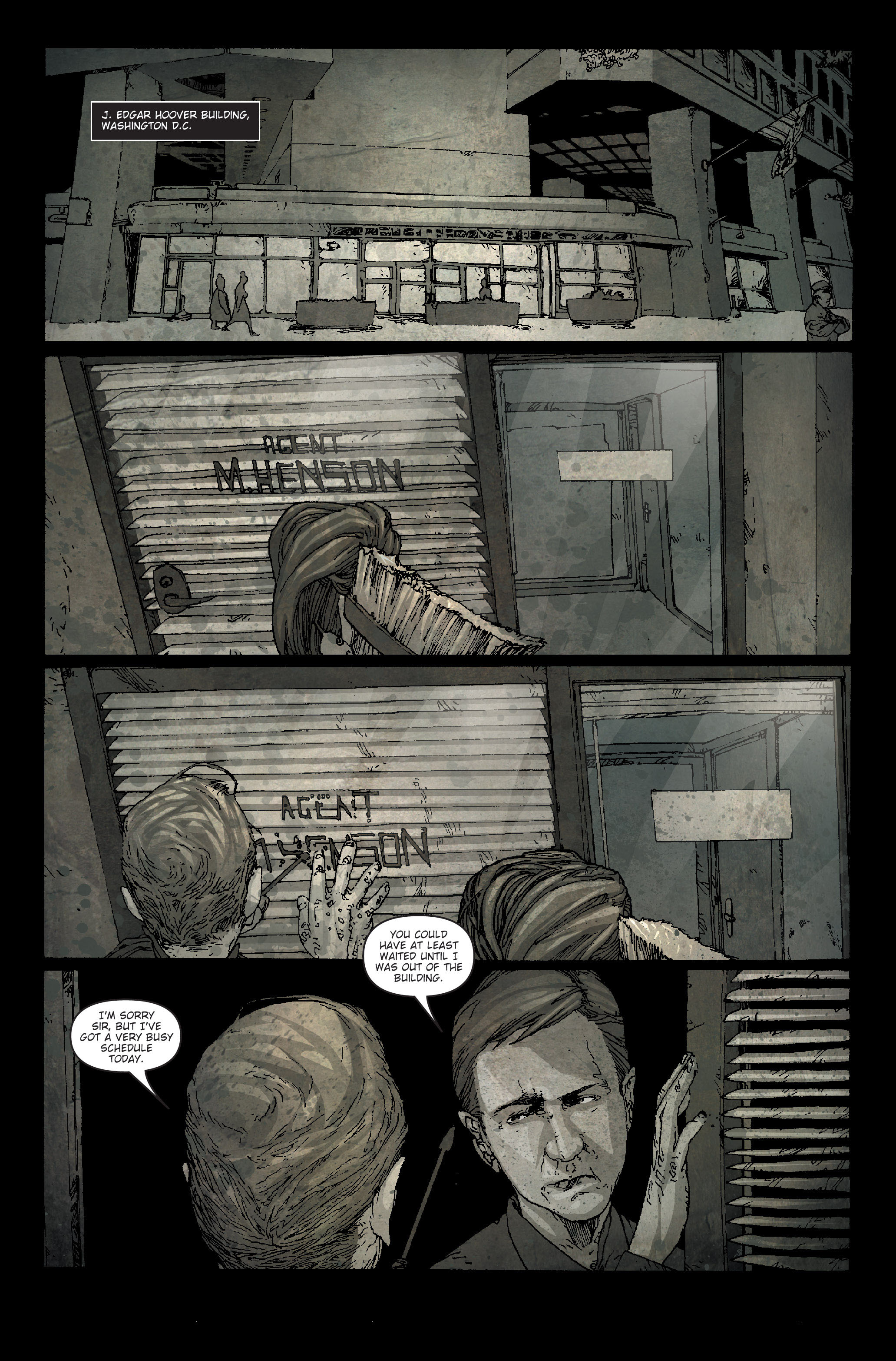 30 Days of Night: Spreading the Disease 1 Page 5