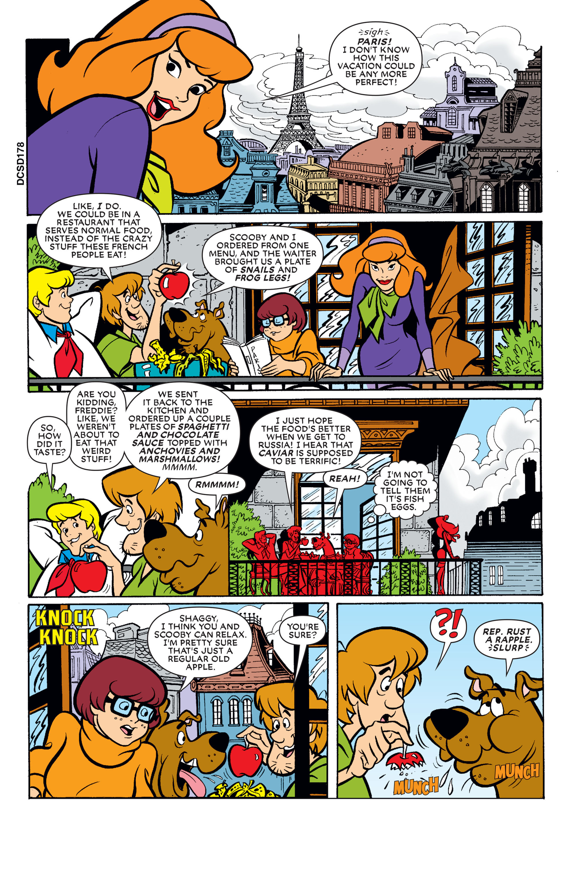 Read online Scooby-Doo (1997) comic -  Issue #60 - 2