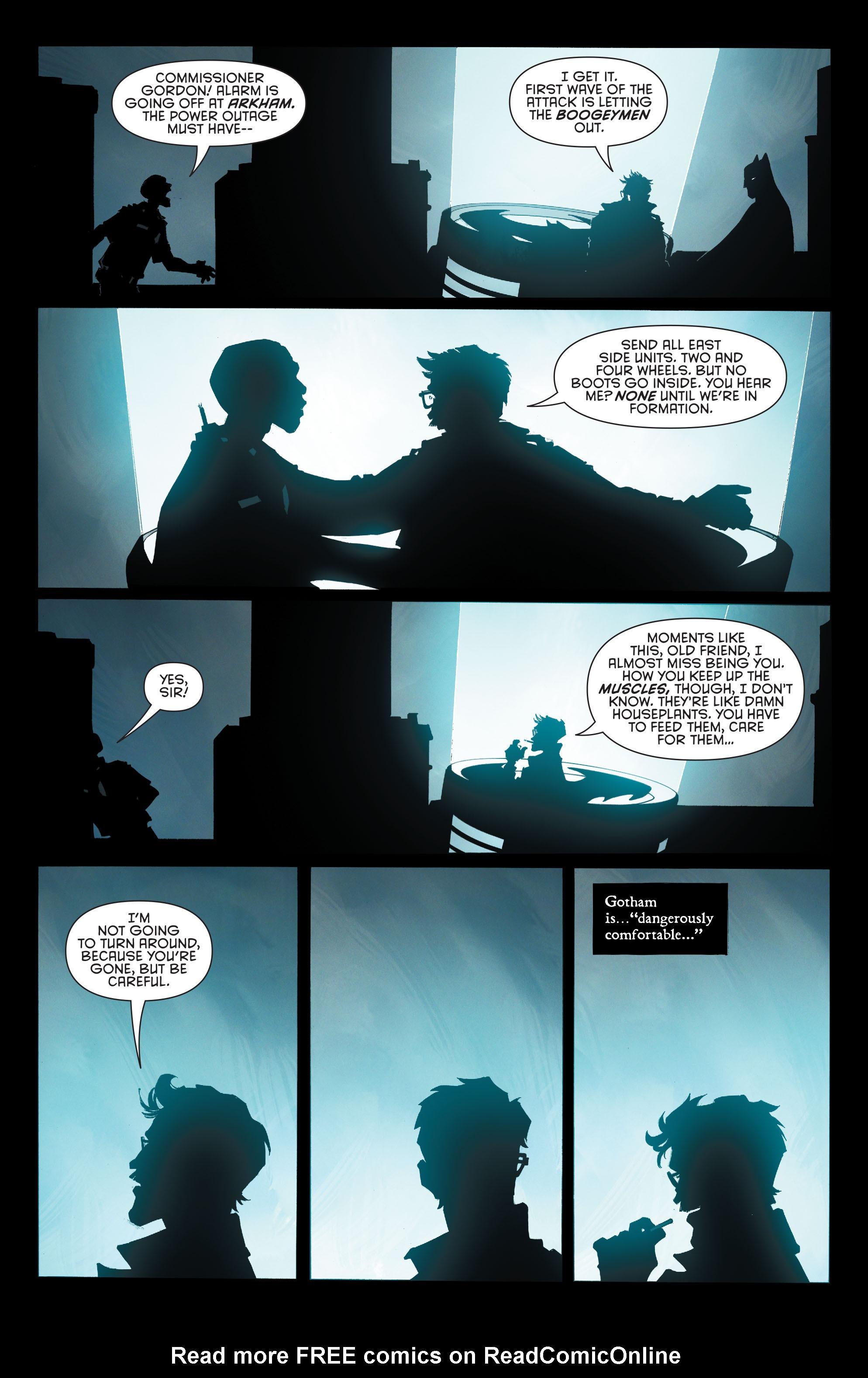 Batman (2011) #51 #74 - English 10