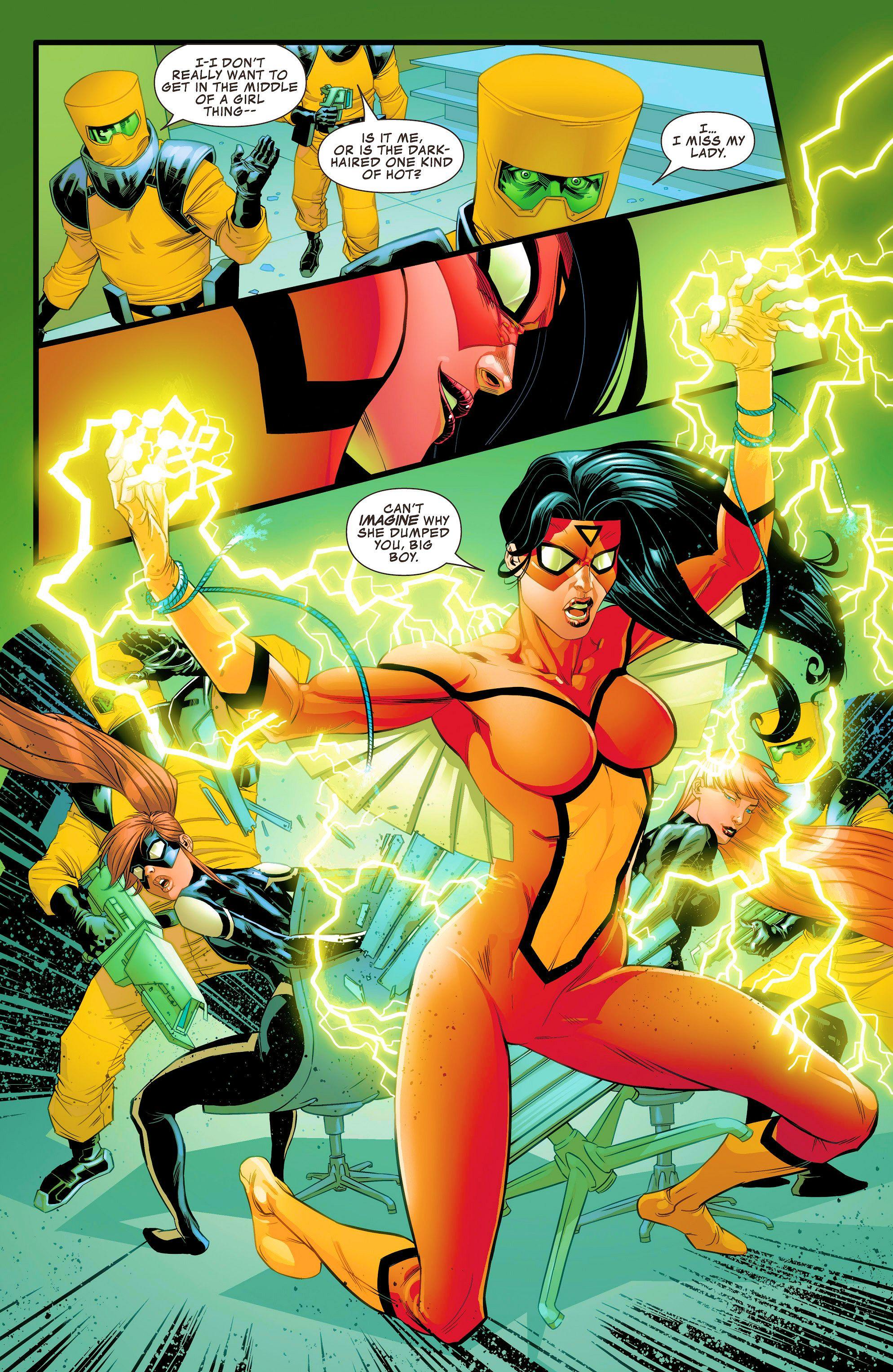Read online Avengers Assemble (2012) comic -  Issue #22 - 8
