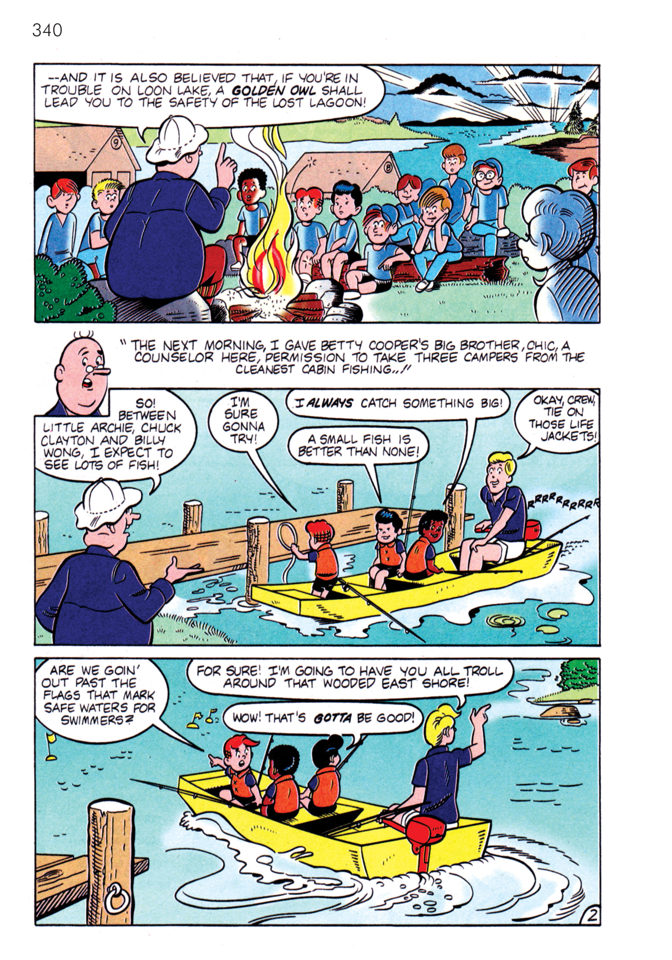 Read online The Best of Archie Comics comic -  Issue # TPB 4 (Part 2) - 130