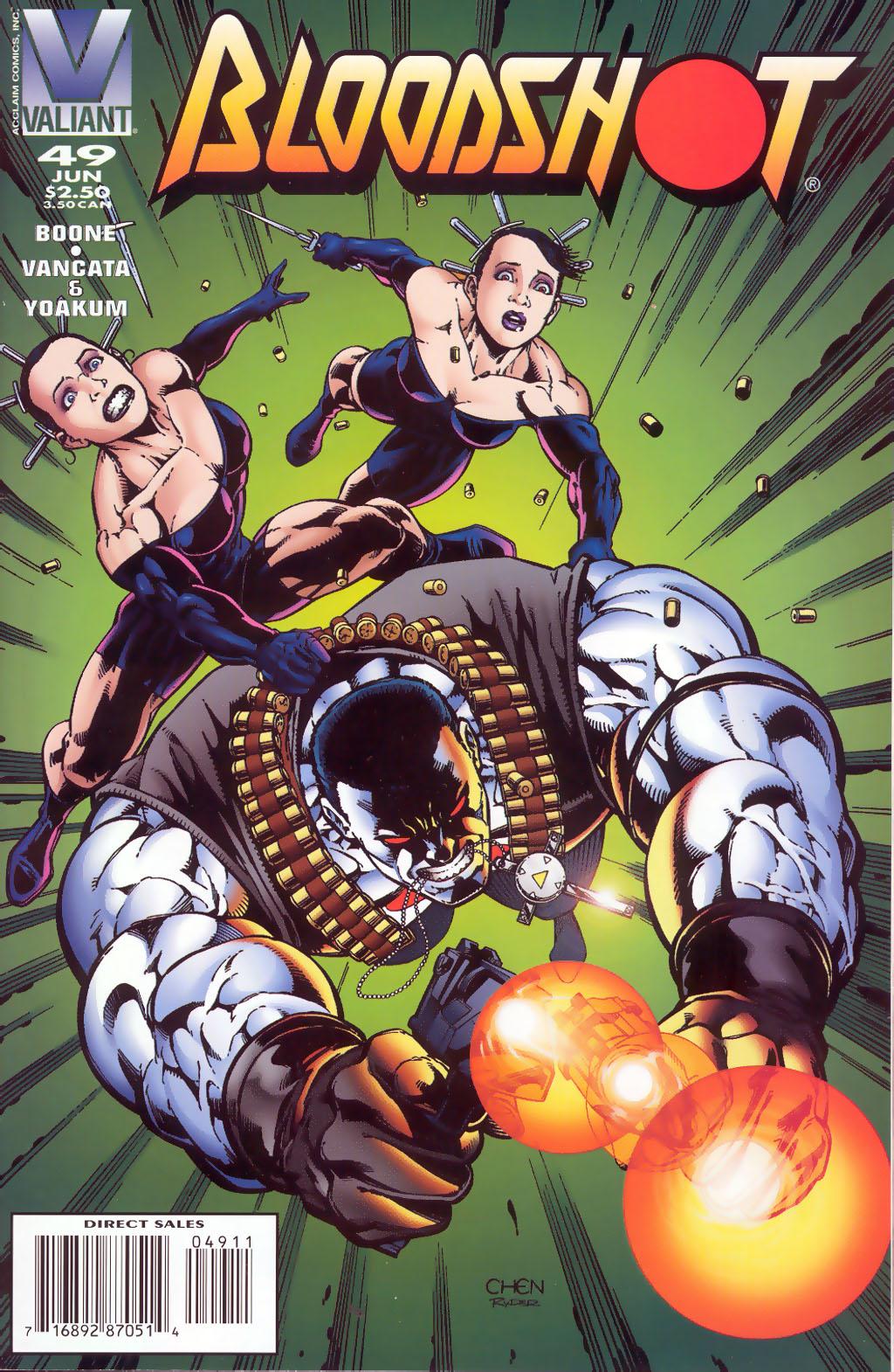 Read online Bloodshot (1993) comic -  Issue #49 - 1