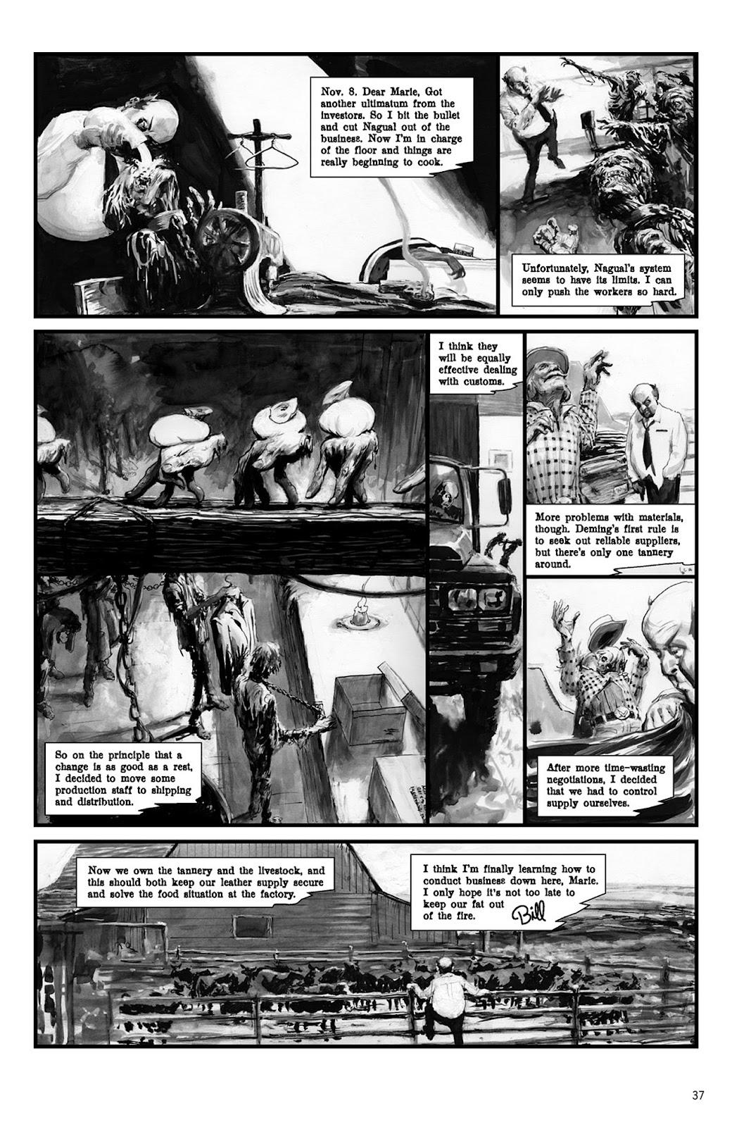 Creepy (2009) Issue #3 #3 - English 39