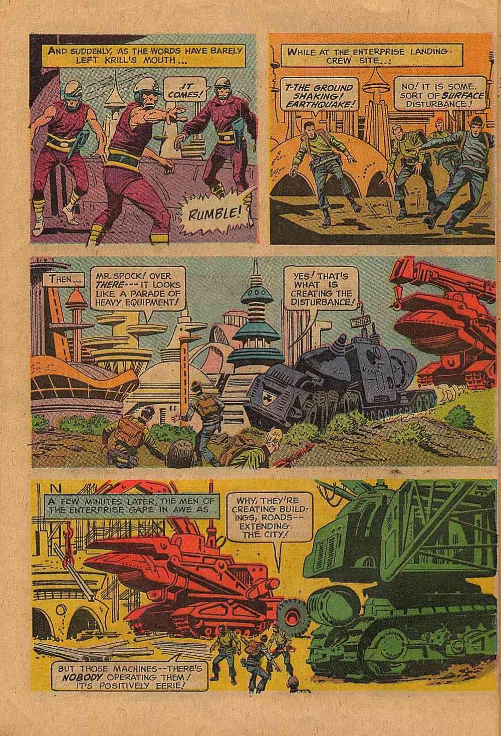 Star Trek (1967) Issue #3 #3 - English 7