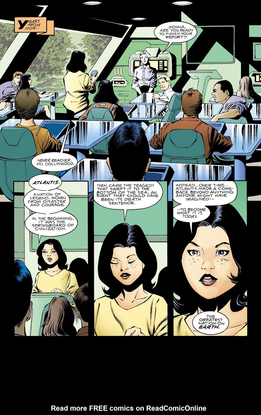 Aquaman (1994) Issue #69 #75 - English 2