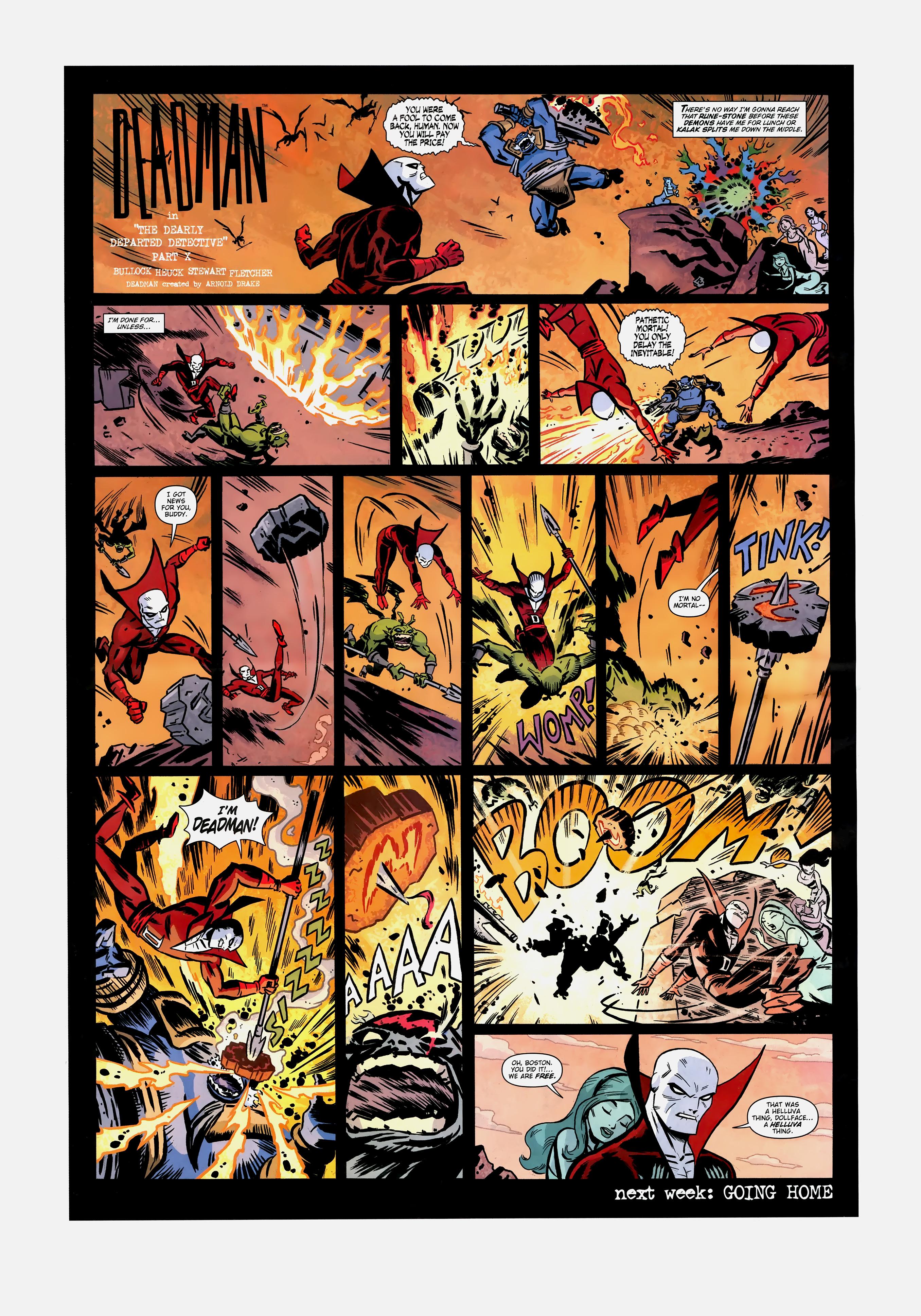 Read online Wednesday Comics comic -  Issue #10 - 5