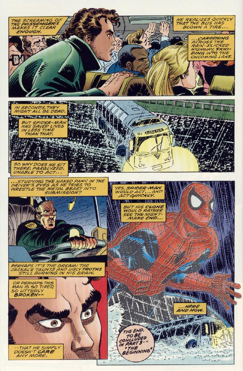 Read online Spider-Man: The Lost Years comic -  Issue #0 - 56