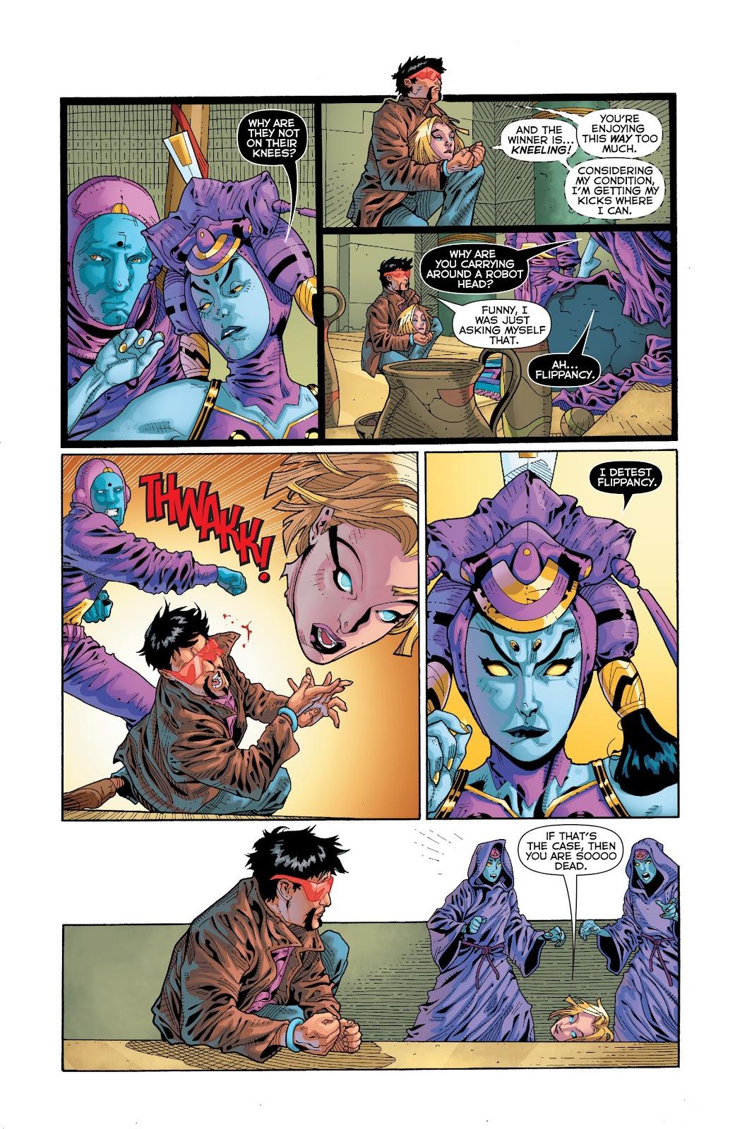 Threshold (2013) Issue #8 #8 - English 23