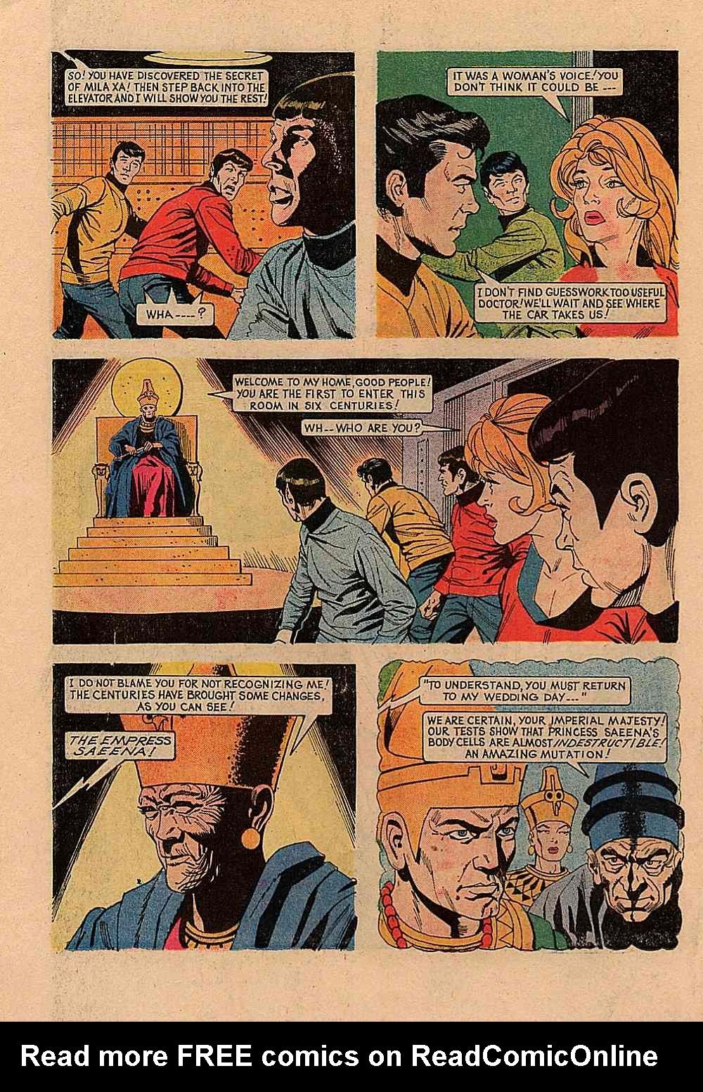 Star Trek (1967) Issue #19 #19 - English 20