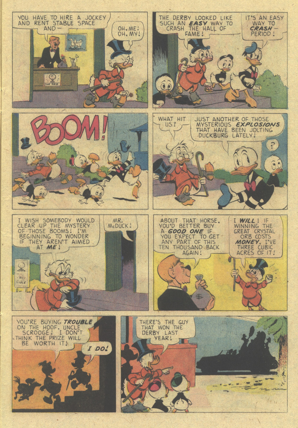 Uncle Scrooge (1953) Issue #131 #131 - English 5