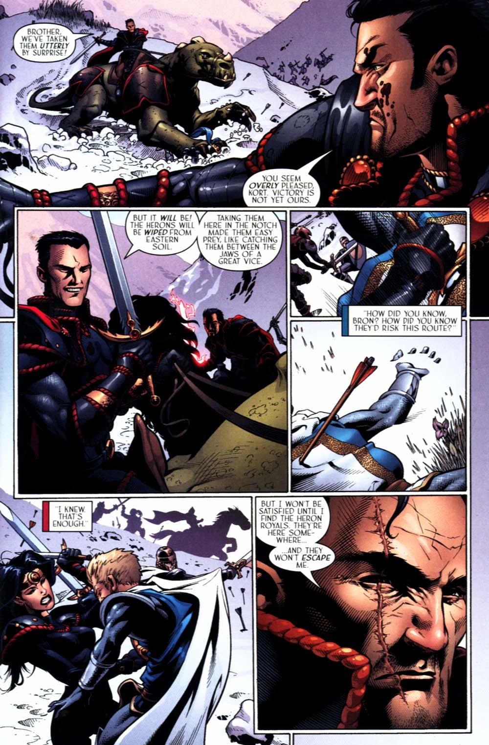 Read online Scion comic -  Issue #22 - 11