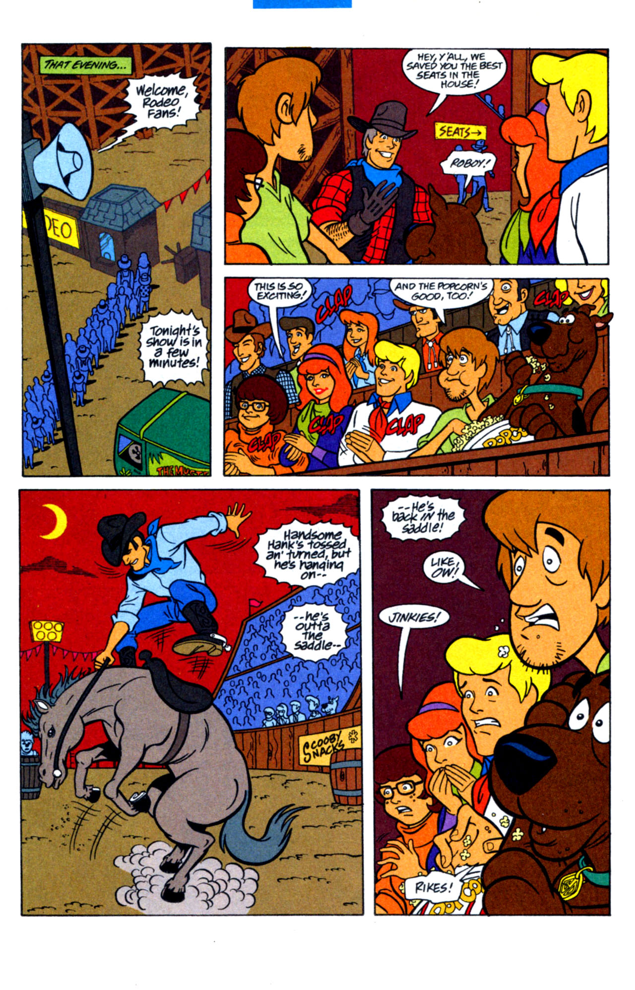 Read online Scooby-Doo (1997) comic -  Issue #15 - 13