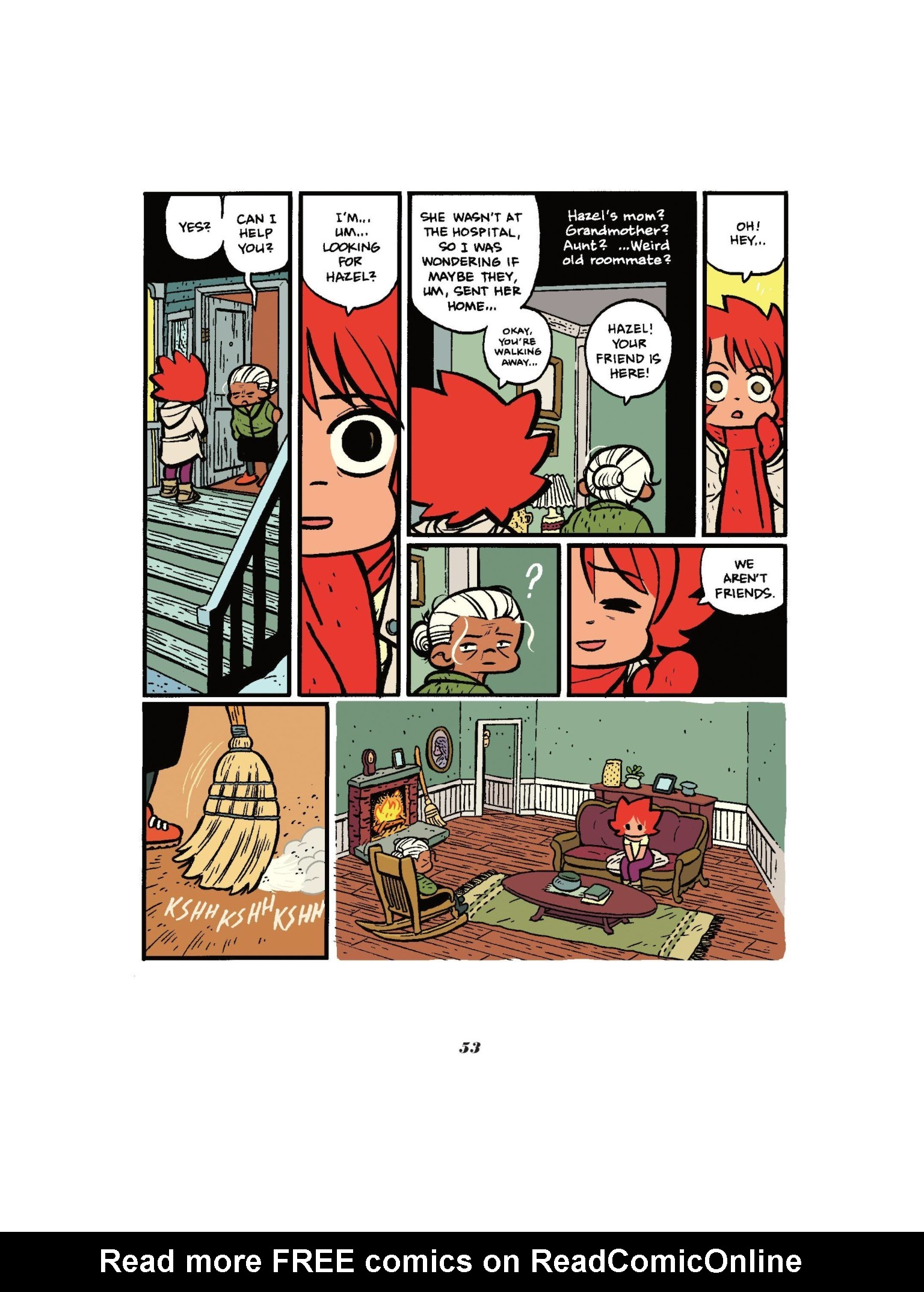 Read online Seconds comic -  Issue # Full - 55