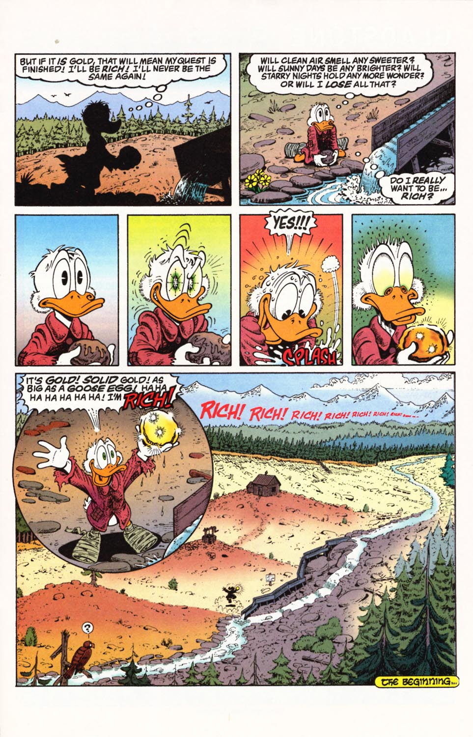 Uncle Scrooge (1953) Issue #292 #292 - English 25