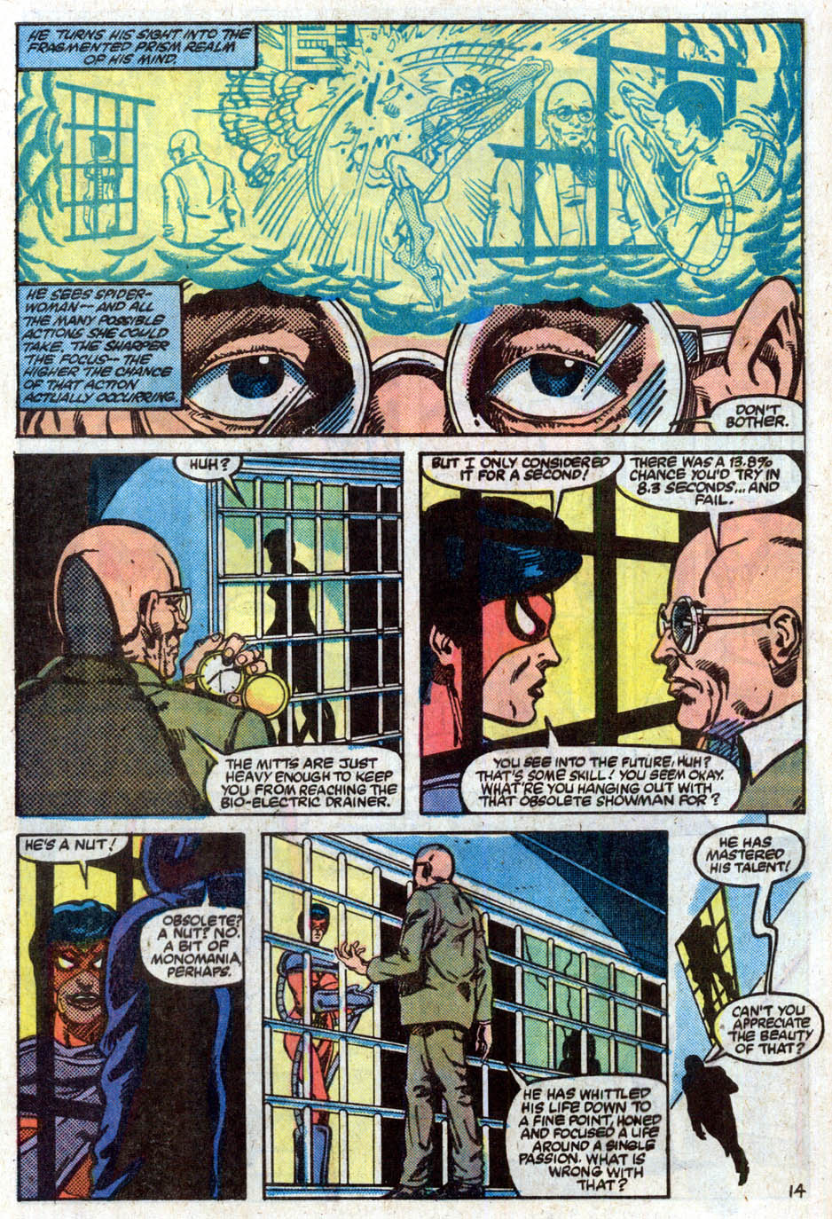 Spider-Woman (1978) #50 #50 - English 16