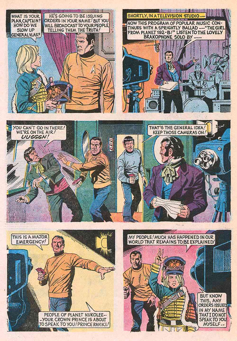 Star Trek (1967) Issue #20 #20 - English 17