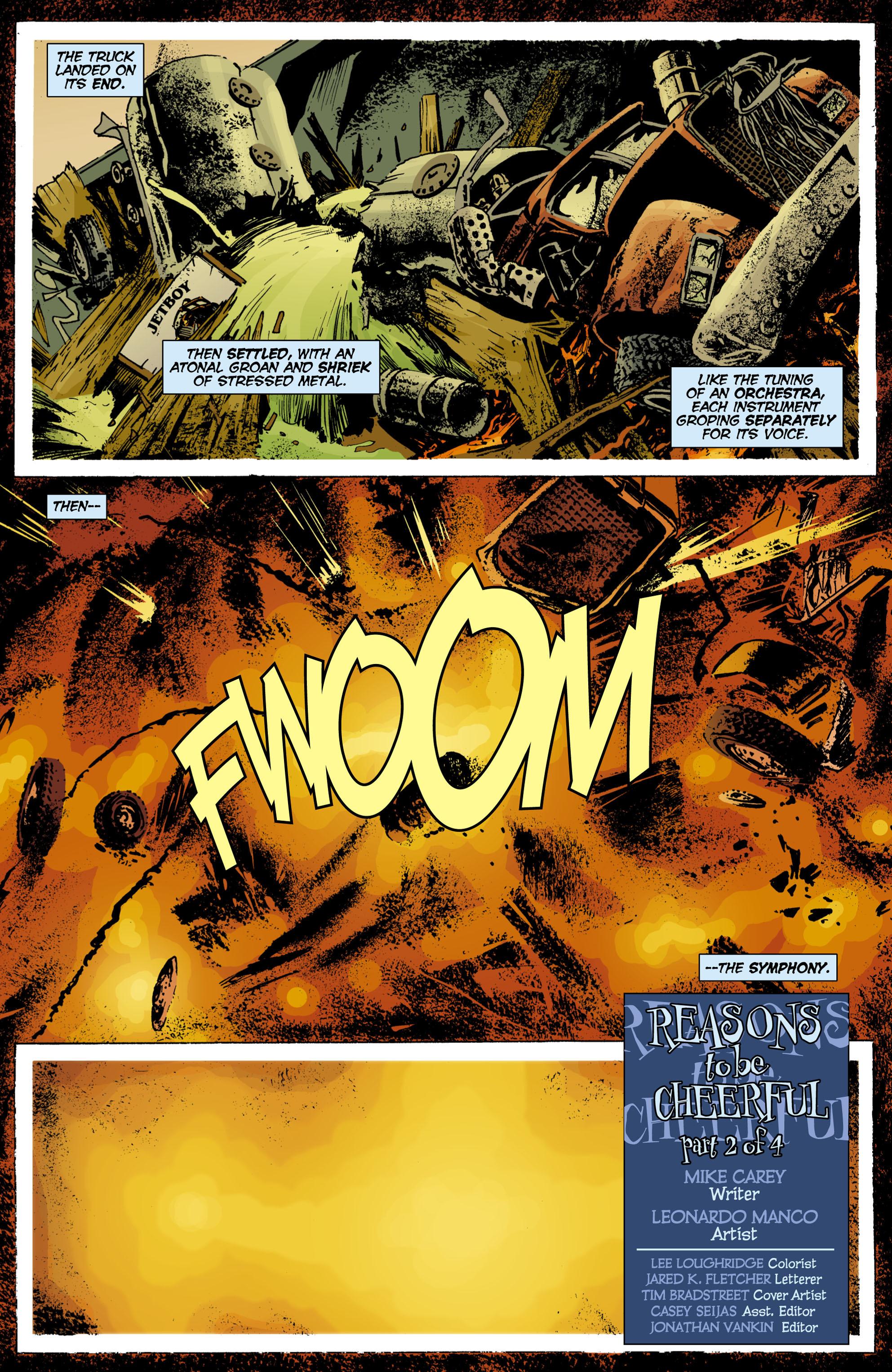 Hellblazer 203 Page 2