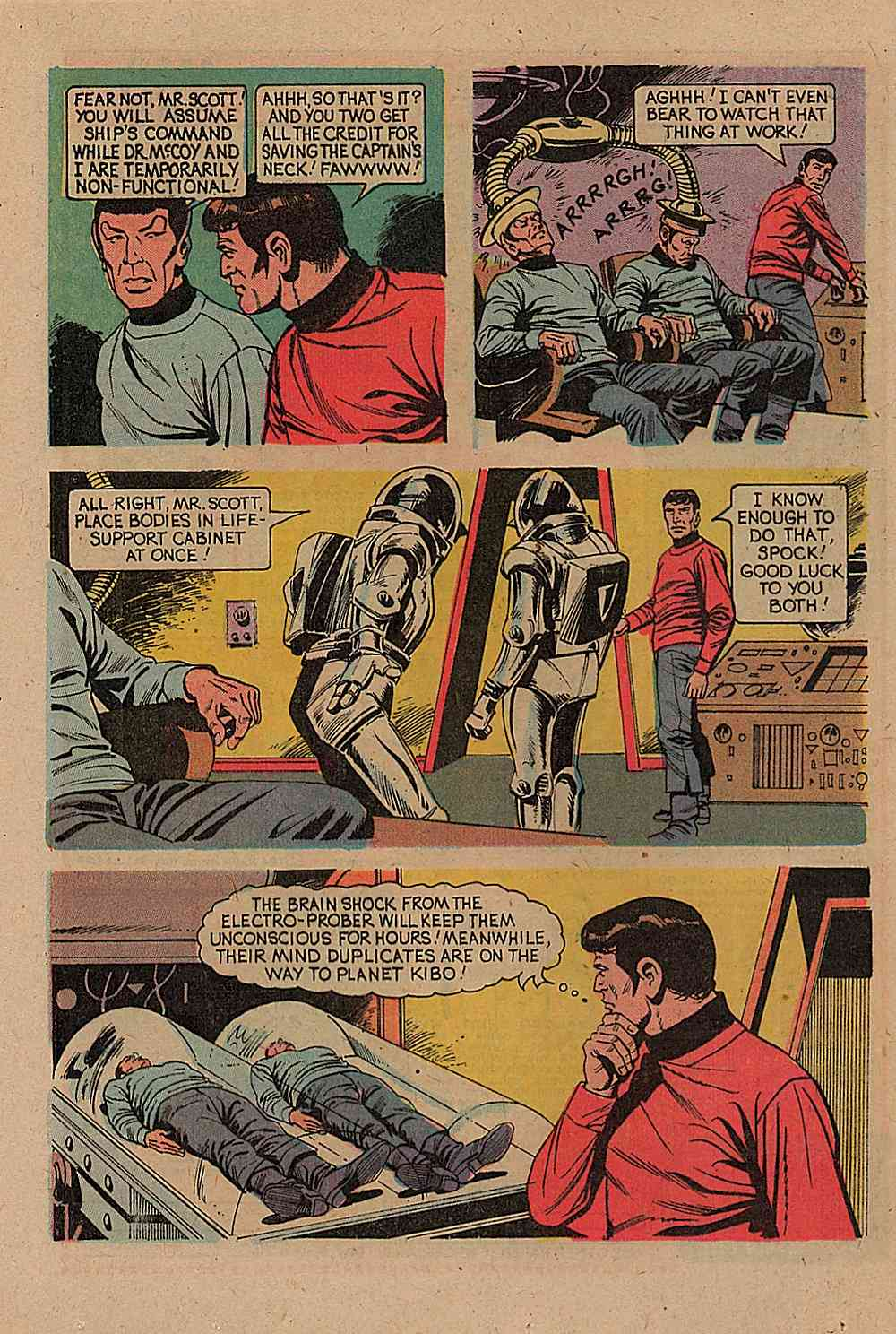 Star Trek (1967) Issue #24 #24 - English 18